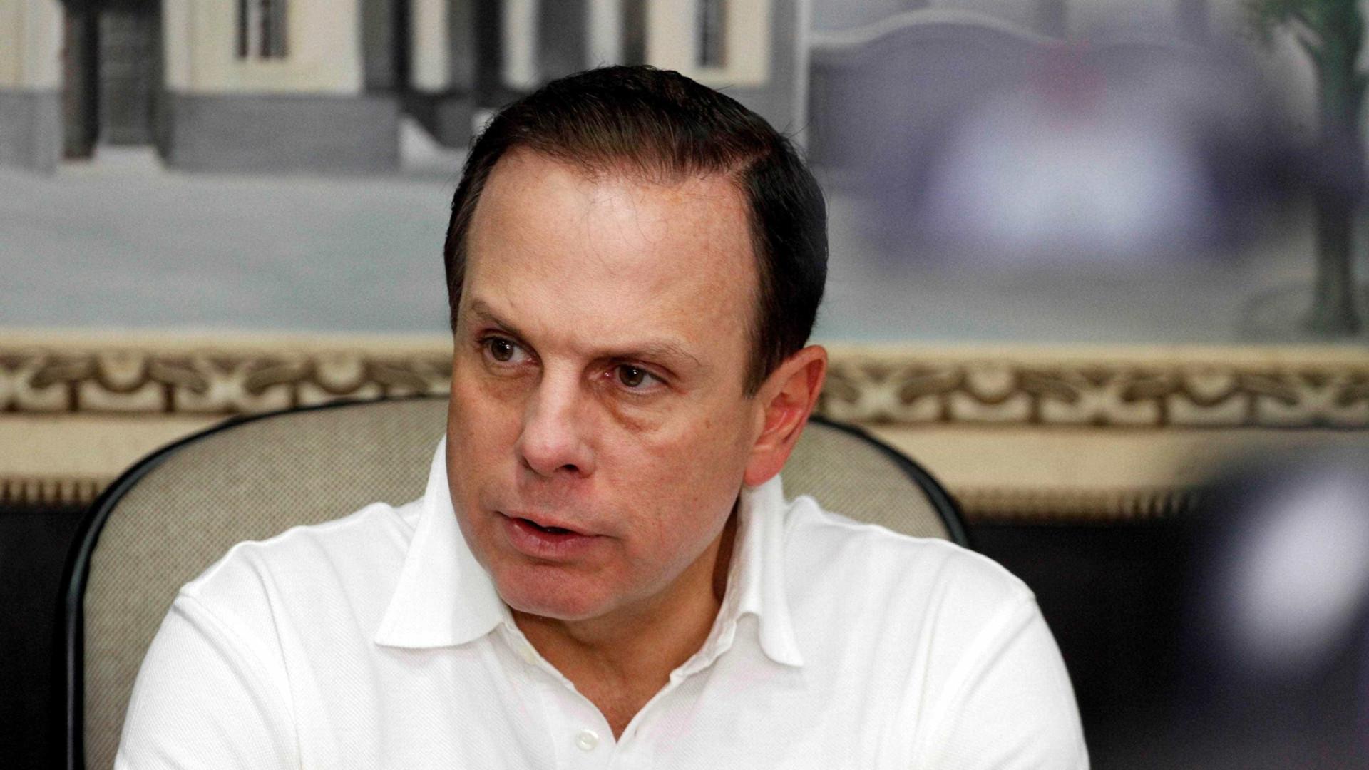 Doria afasta 38 PMs que participaram da ação em Paraisópolis