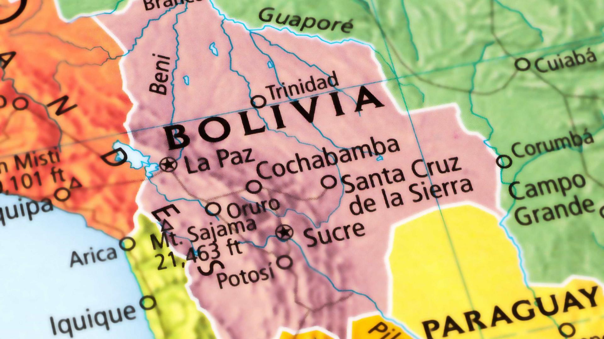 Protestos na Bolívia continuam por exigir renúncia de Morales