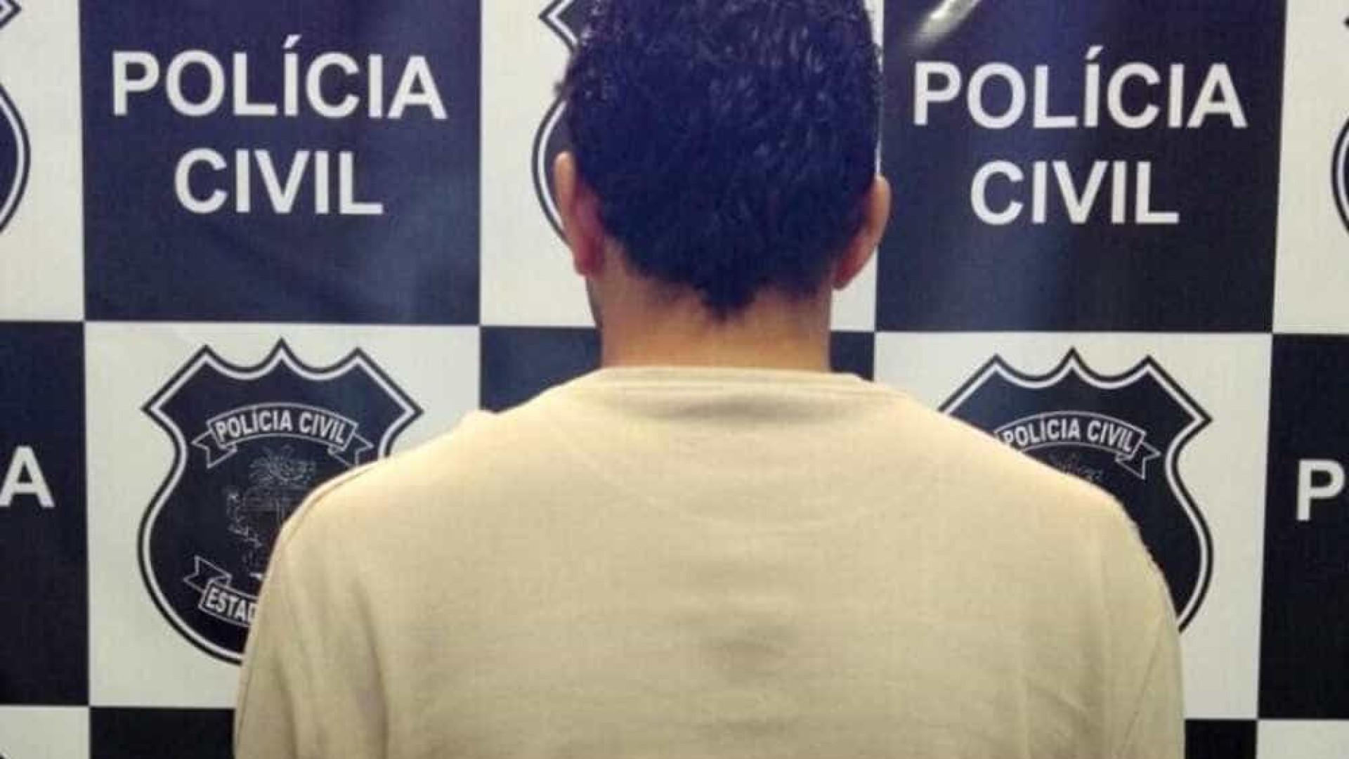 Gerente é preso por abusar de menino de 12 anos em Goiás