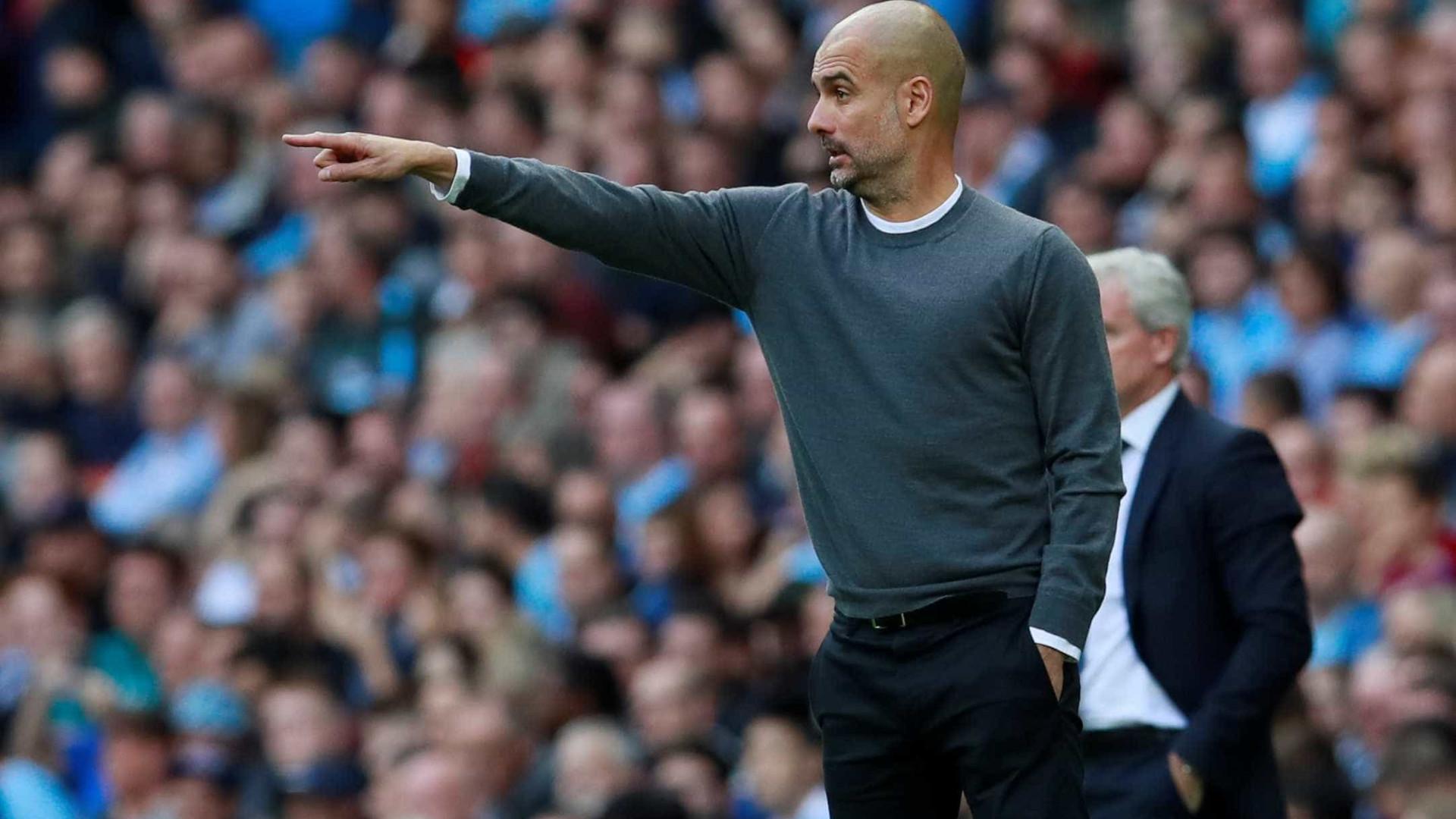 'Melhor jogo desde que cheguei ao City', diz Guardiola após goleada