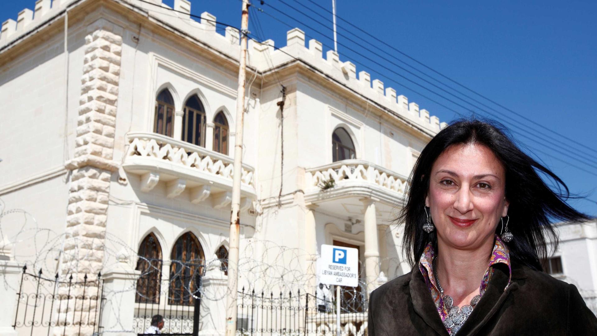 Morte de jornalista. Eurodeputados debatem Estado de direito em Malta