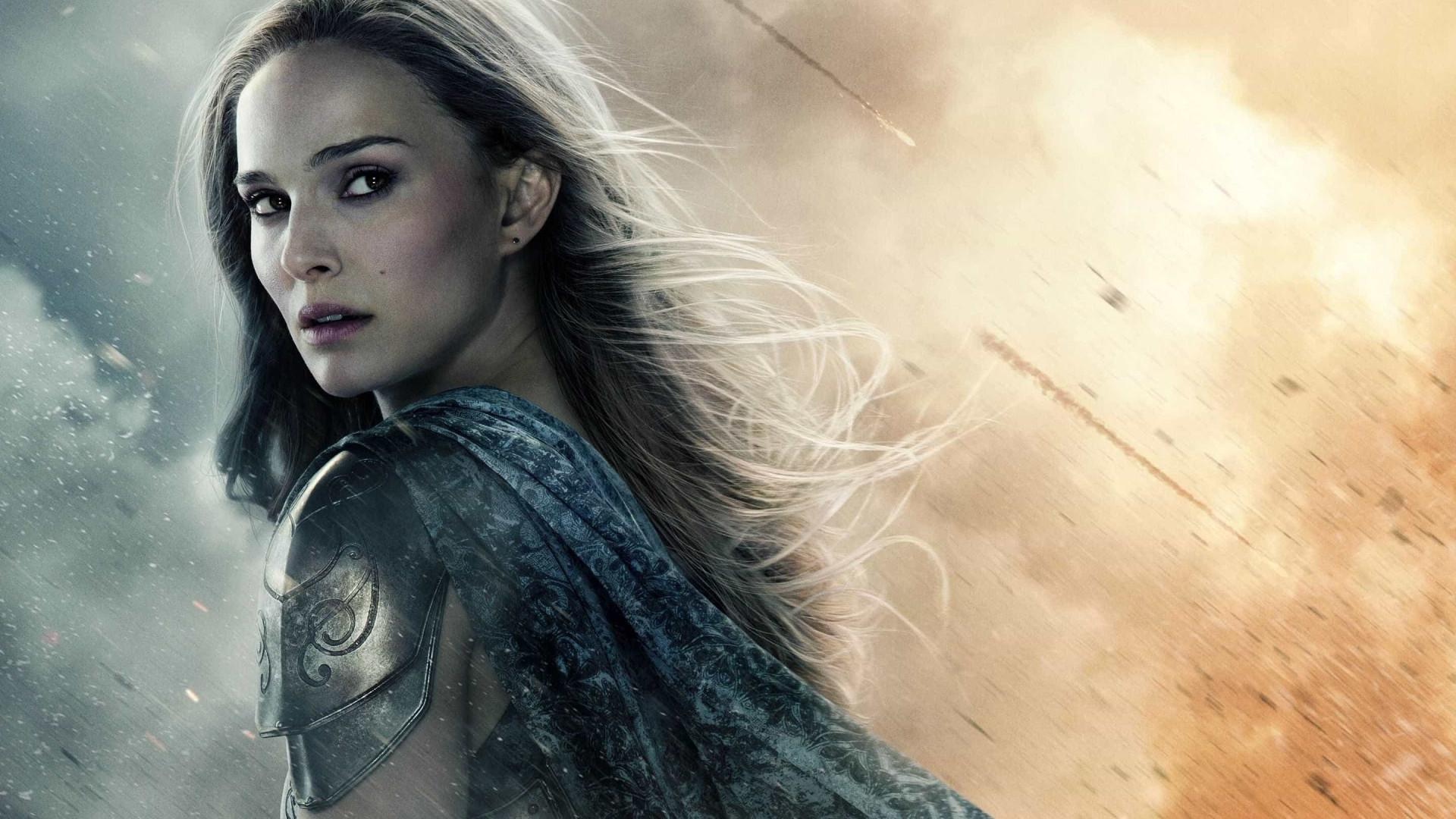 Natalie Portman será versão feminina de Thor em quarto filme do herói