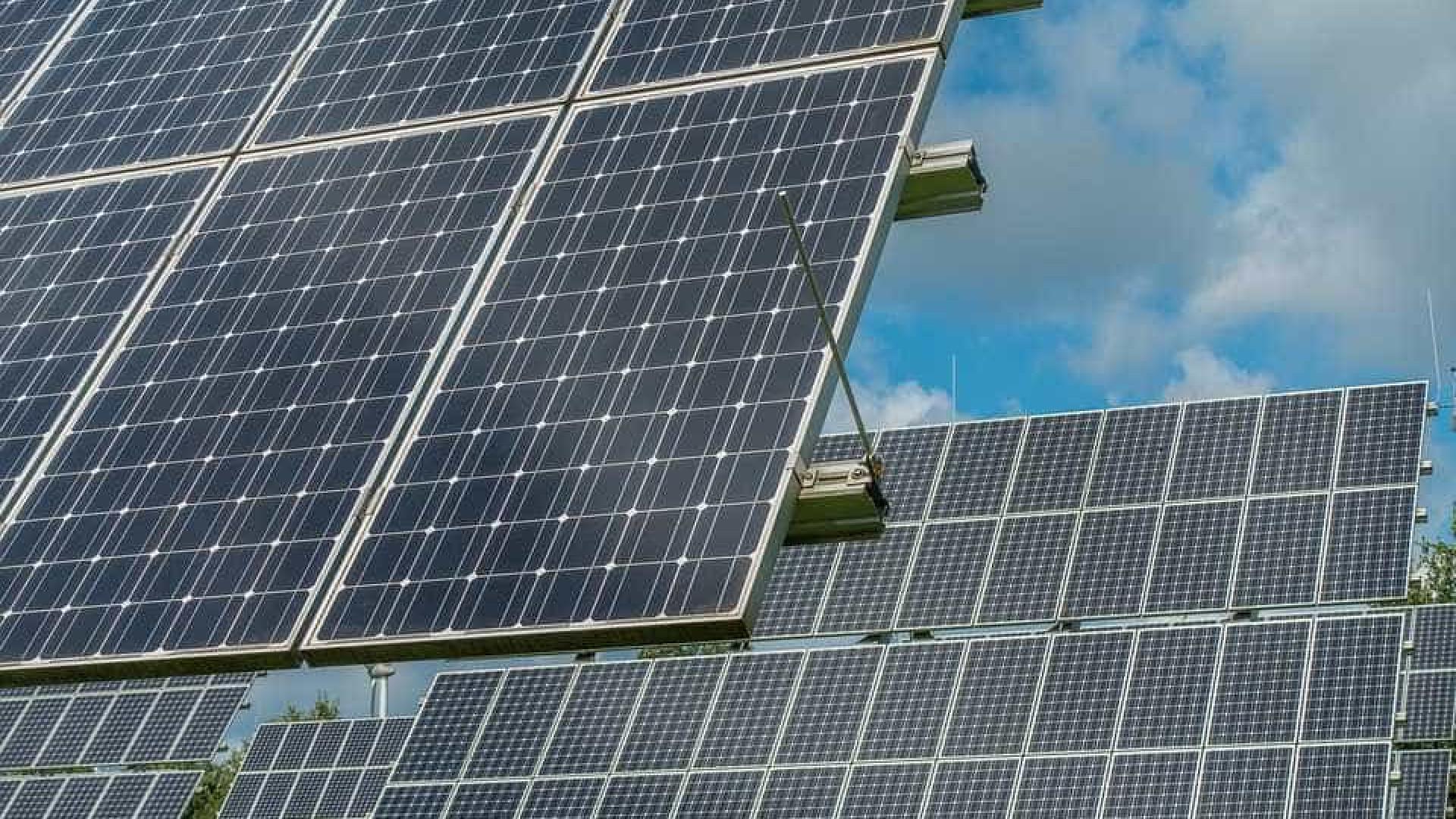 Energia solar ruma para liderança no País até 2050