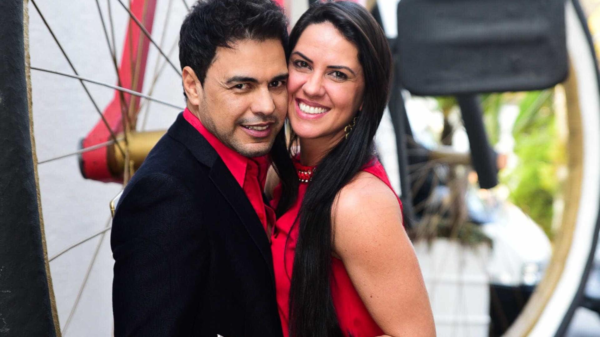 Noiva de quadrilha junina, Graciele diz que está 'oficialmente casada'