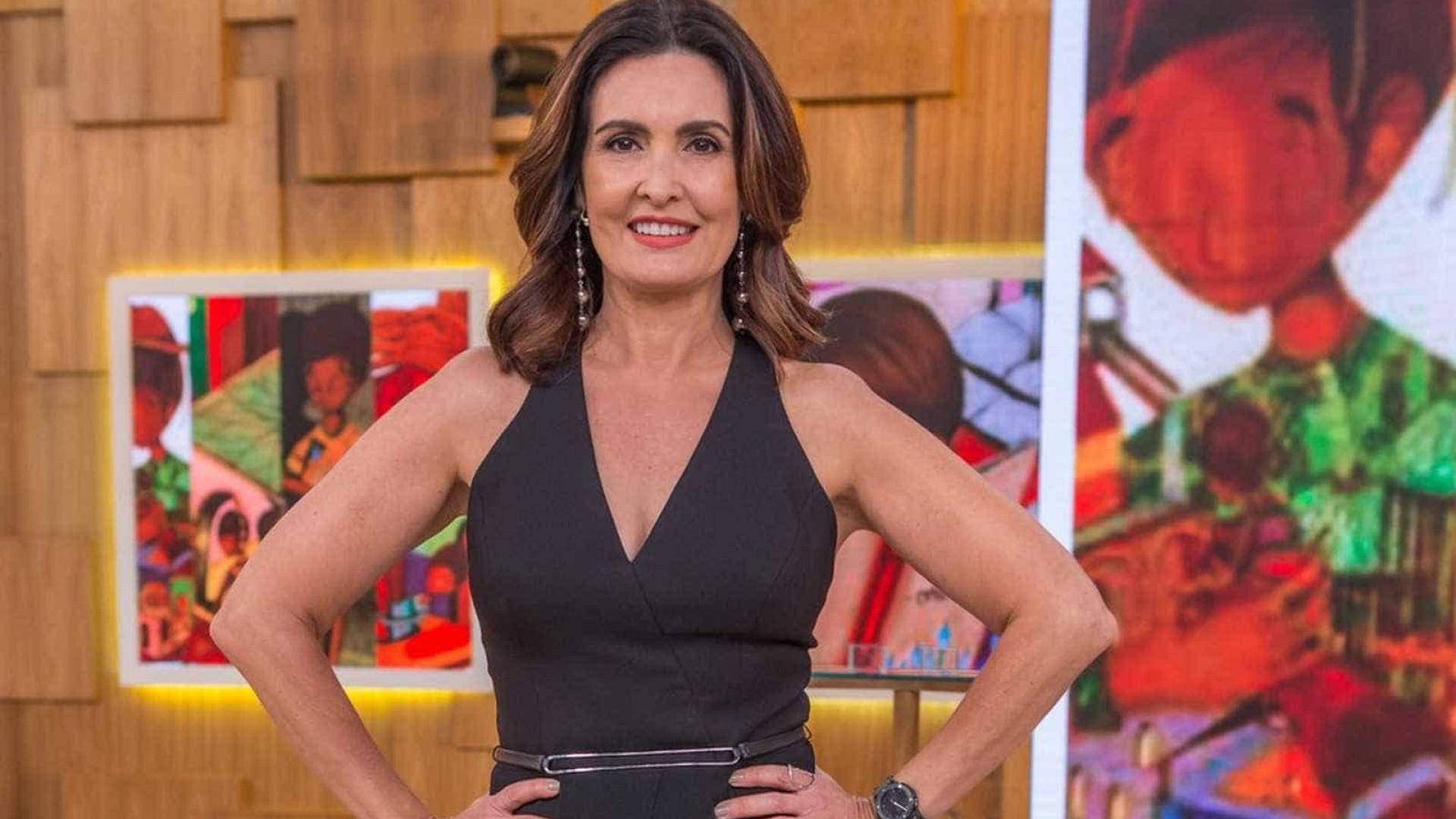 Fátima Bernardes receberá prêmio nos EUA pelos 30 anos de carreira
