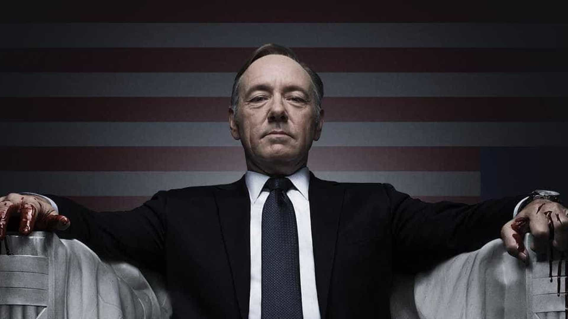 Sem Kevin Spacey, 'House of Cards' chega à sua última temporada