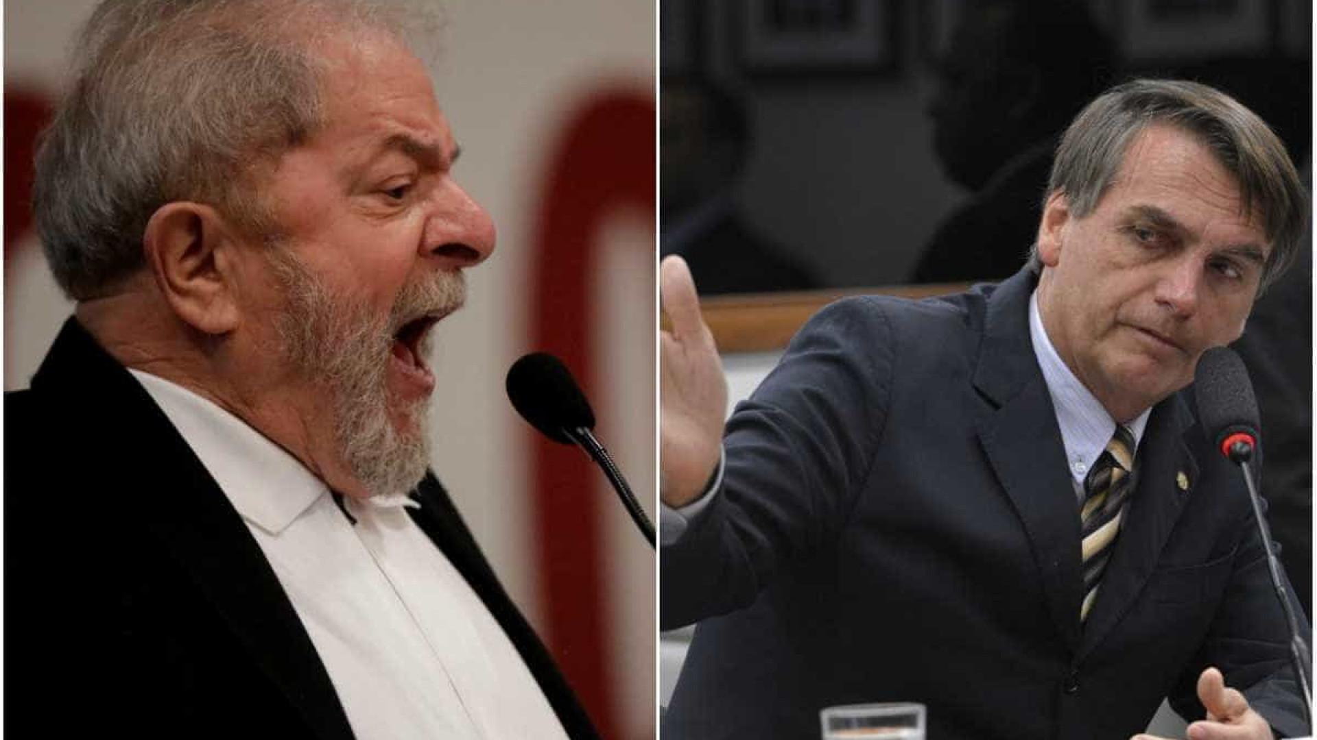 Bolsonaro perde terreno e vê impulso de Lula em popularidade digital