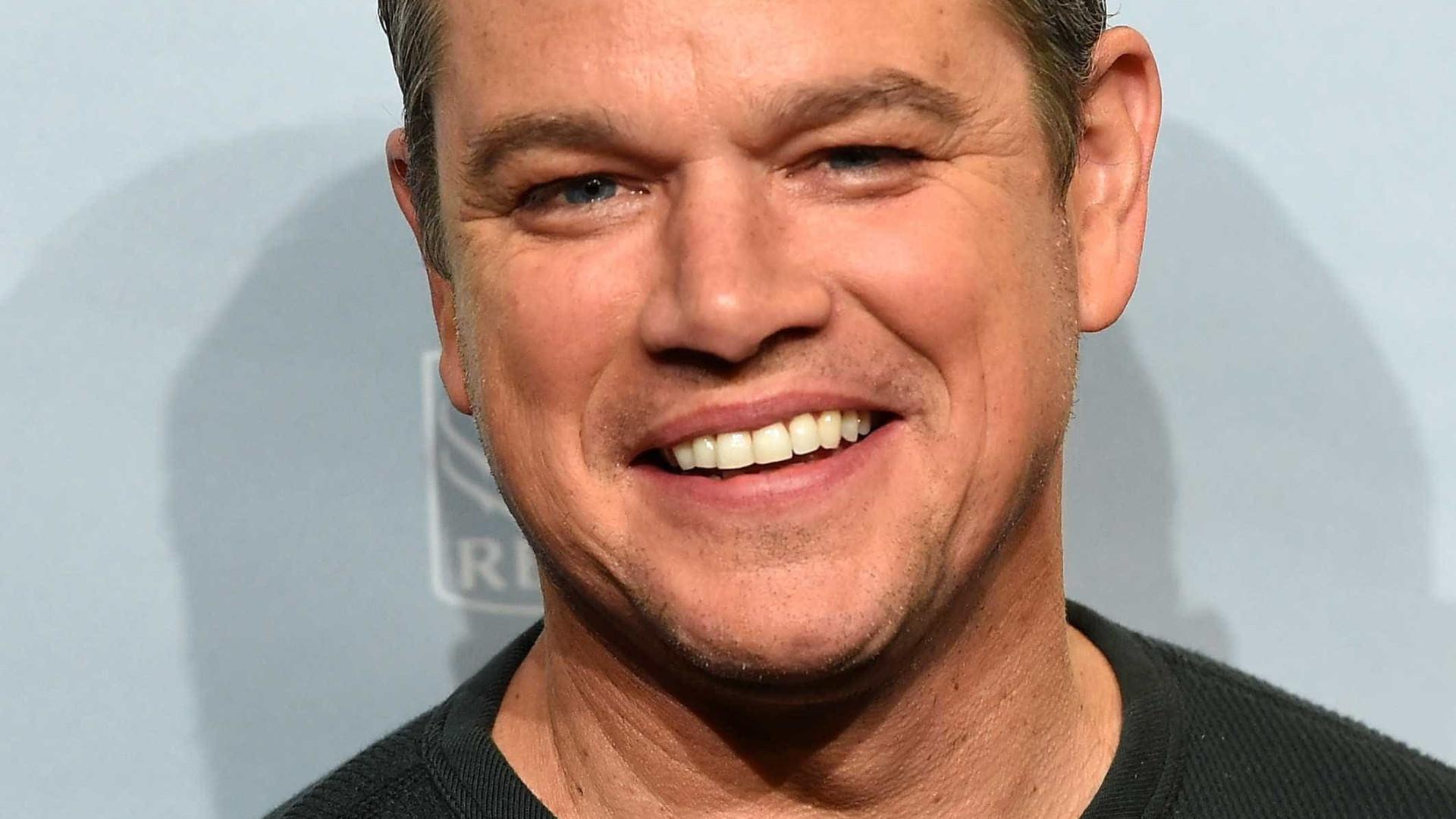 8  de outubro : aniversário de   Matt Damon