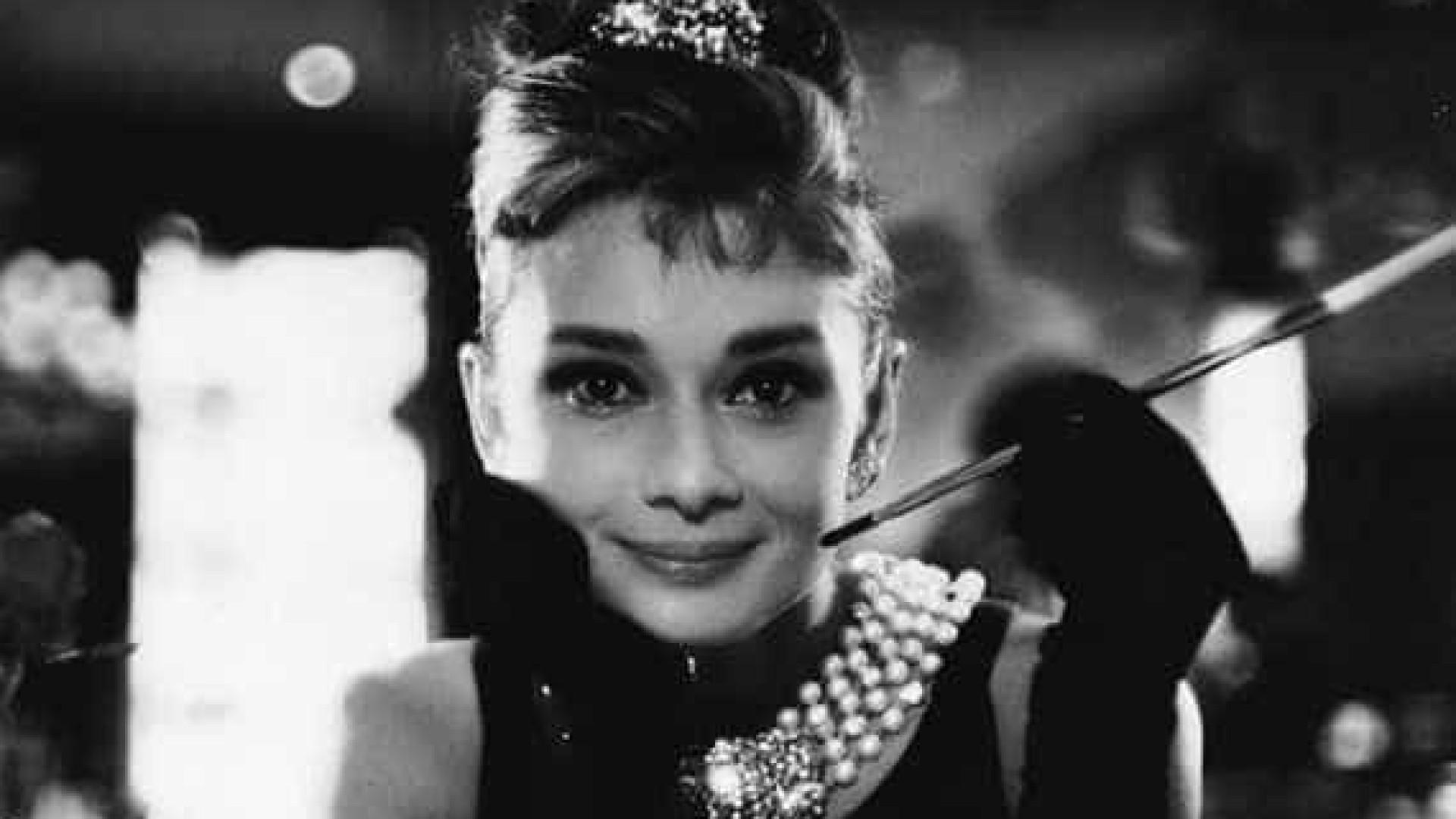 Livro confirma romance secreto entre John Kennedy e Audrey Hepburn