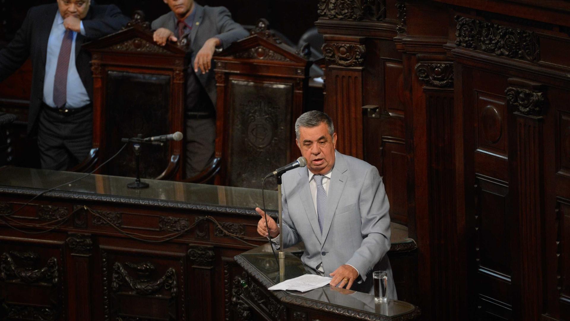 MPF denuncia Picciani, Melo e Albertassi por corrupção
