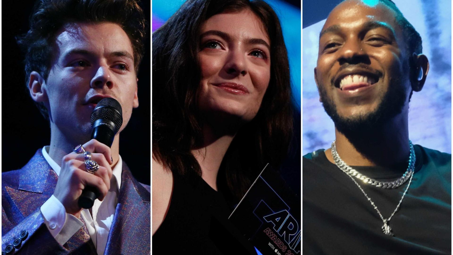 Música: saiba quais foram os 50 maiores sucessos de 2017