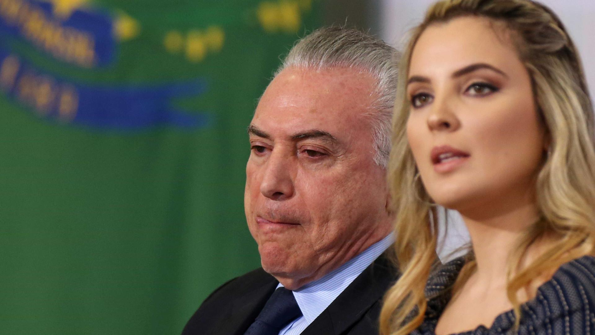 Palácio do Planalto confirma que Marcela Temer comprou casa de Yunes