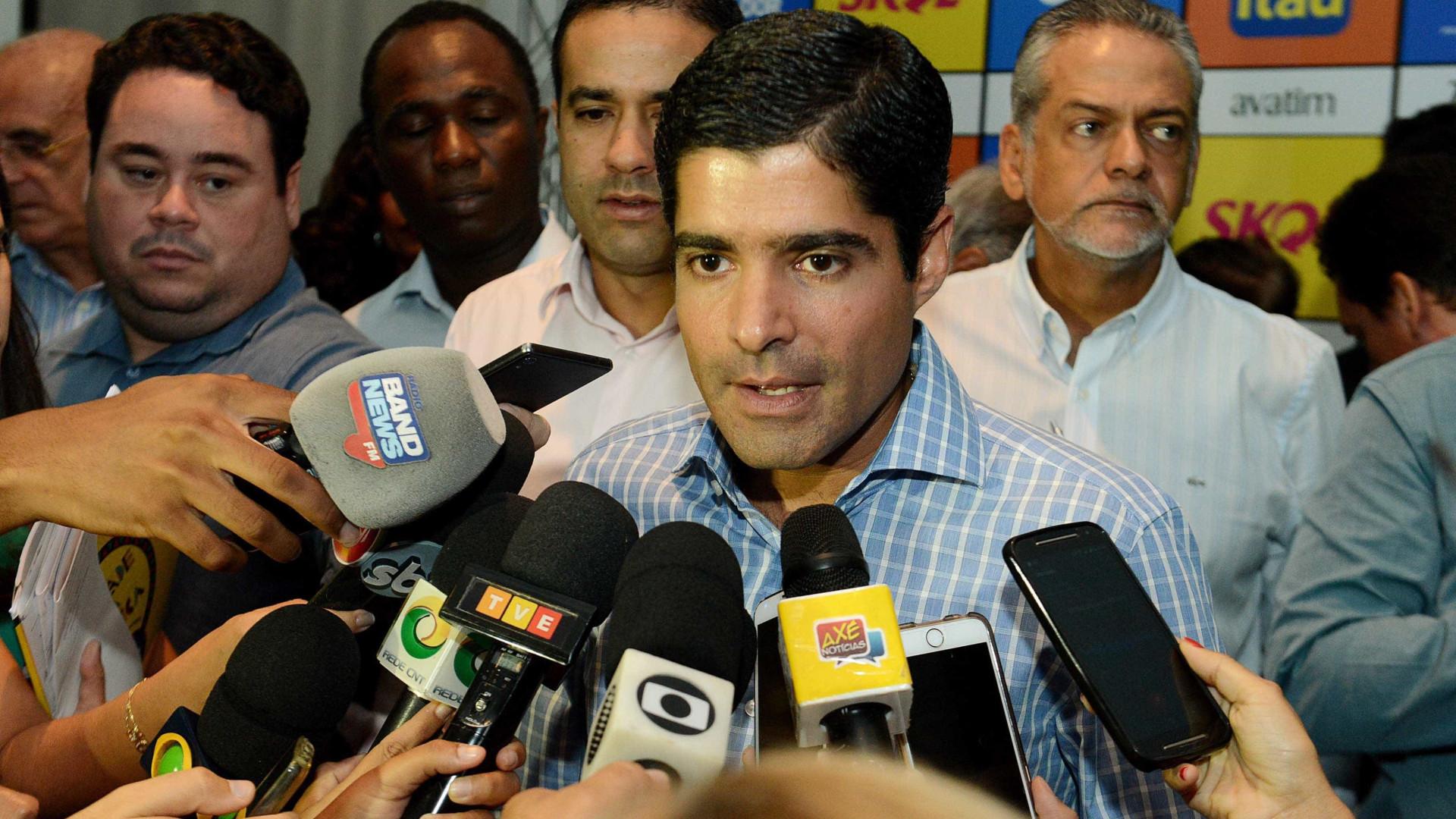 'Aqui é proibido censurar', diz ACM Neto ao anunciar Bienal em Salvador
