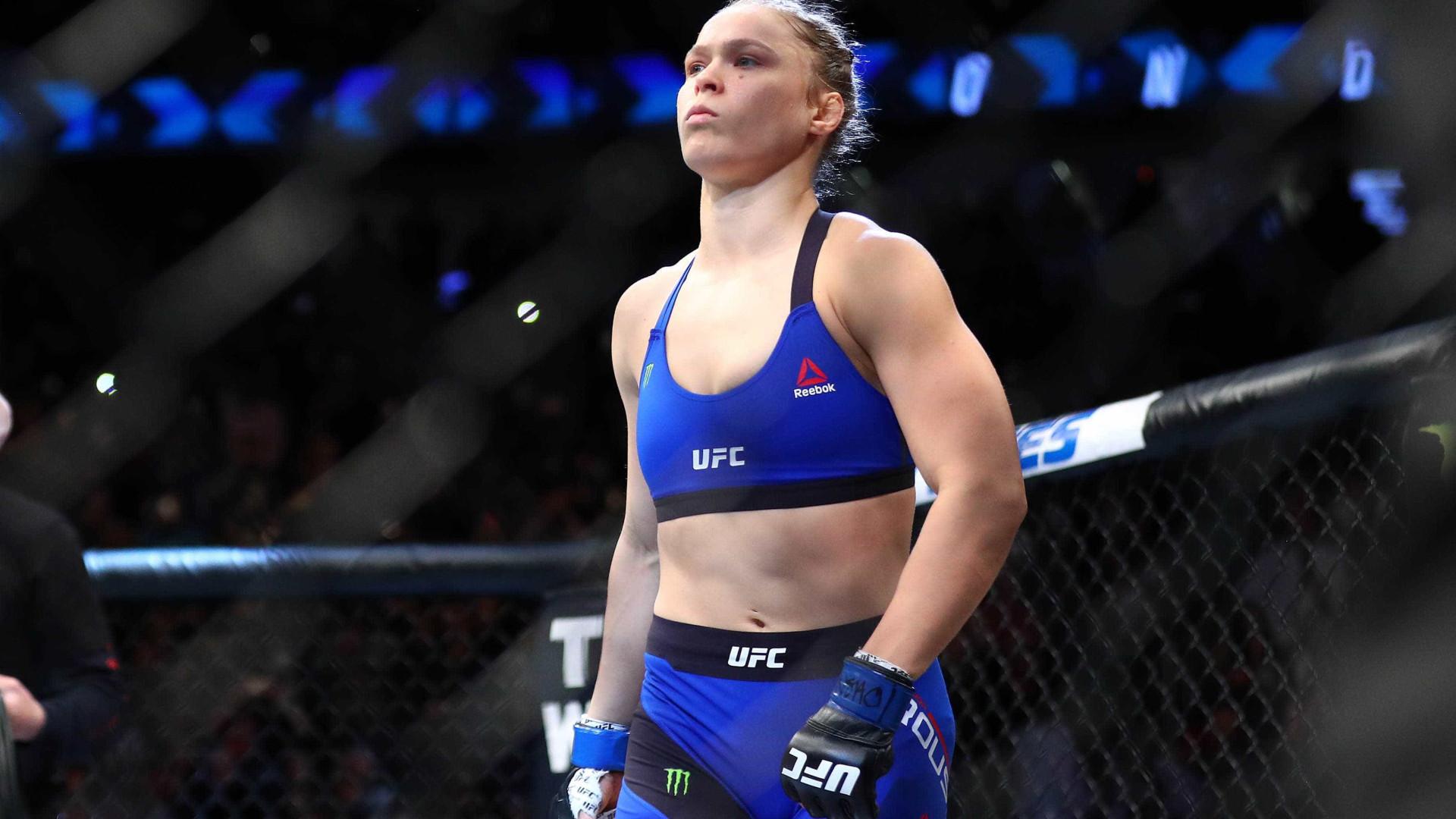 Ronda Rousey deve deixar UFC para nova modalidade, dizem sites