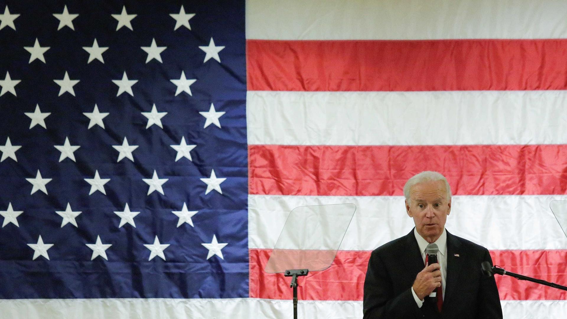 Biden mantém bom desempenho e vence prévias da Flórida