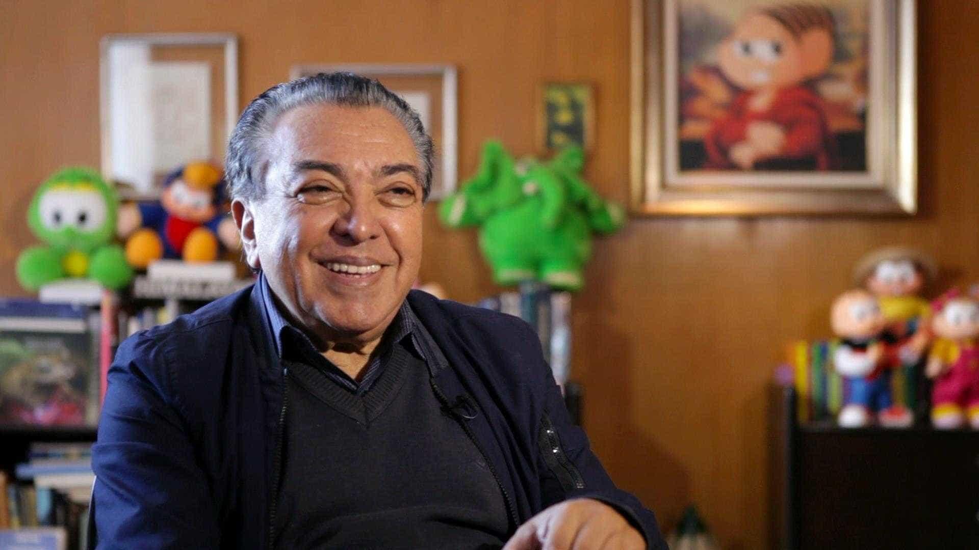 Hoje é dia de cantar parabéns pelos 85 anos de Mauricio de Sousa