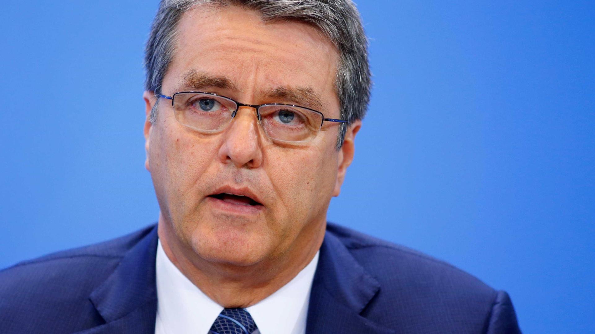 Roberto Azevêdo anuncia saída antecipada da direção-geral da OMC