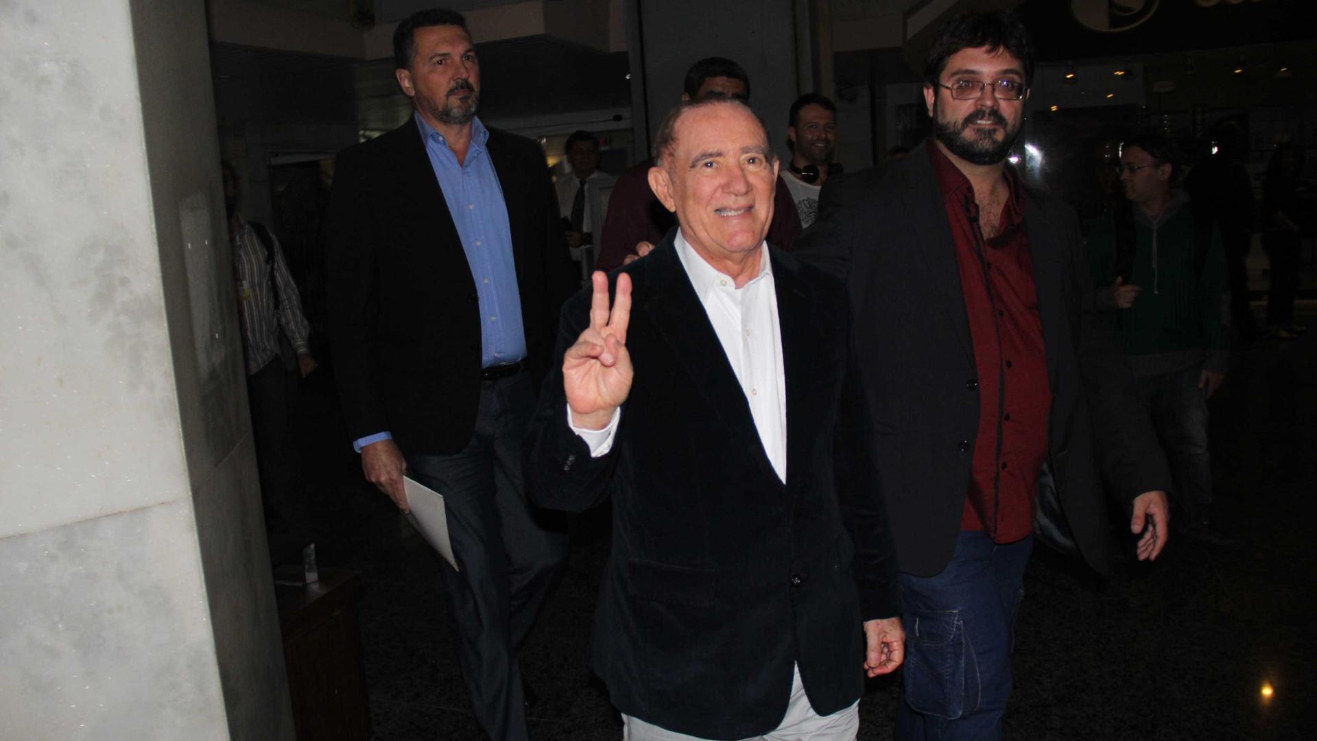 Renato Aragão deixa Globo após 44 anos e diz ter outras oportunidades