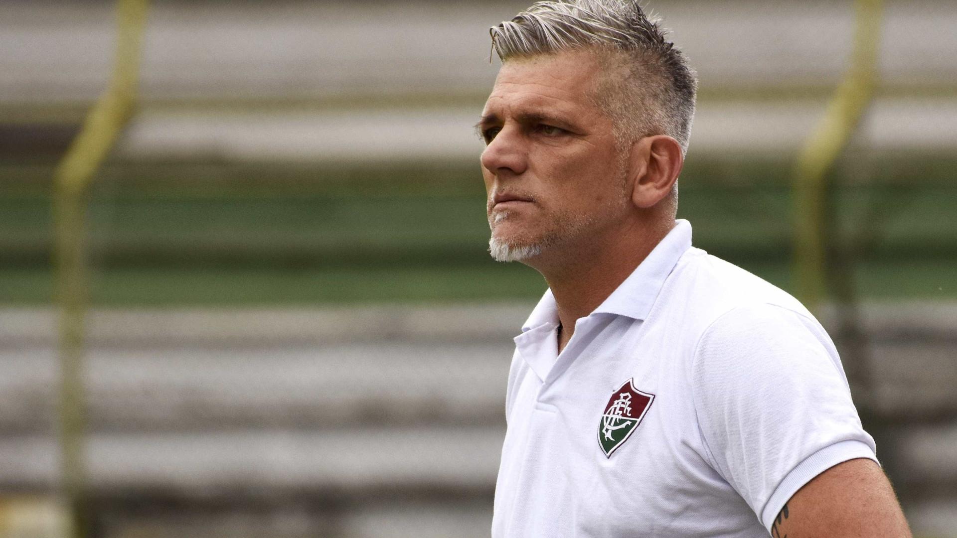 Filho de técnico sub-20 do Fluminense recebe alta da CTI