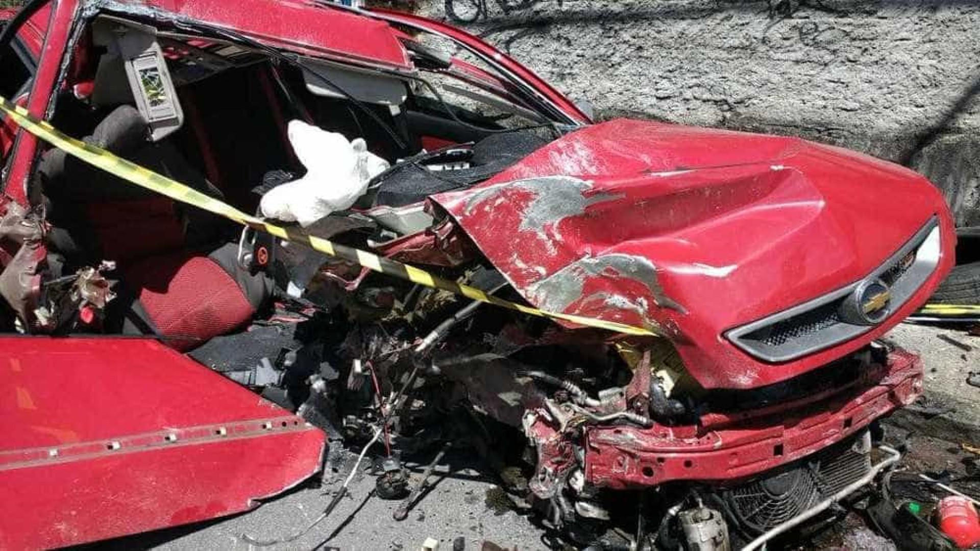 Acidente deixa três pessoas mortas em rodovia do RJ