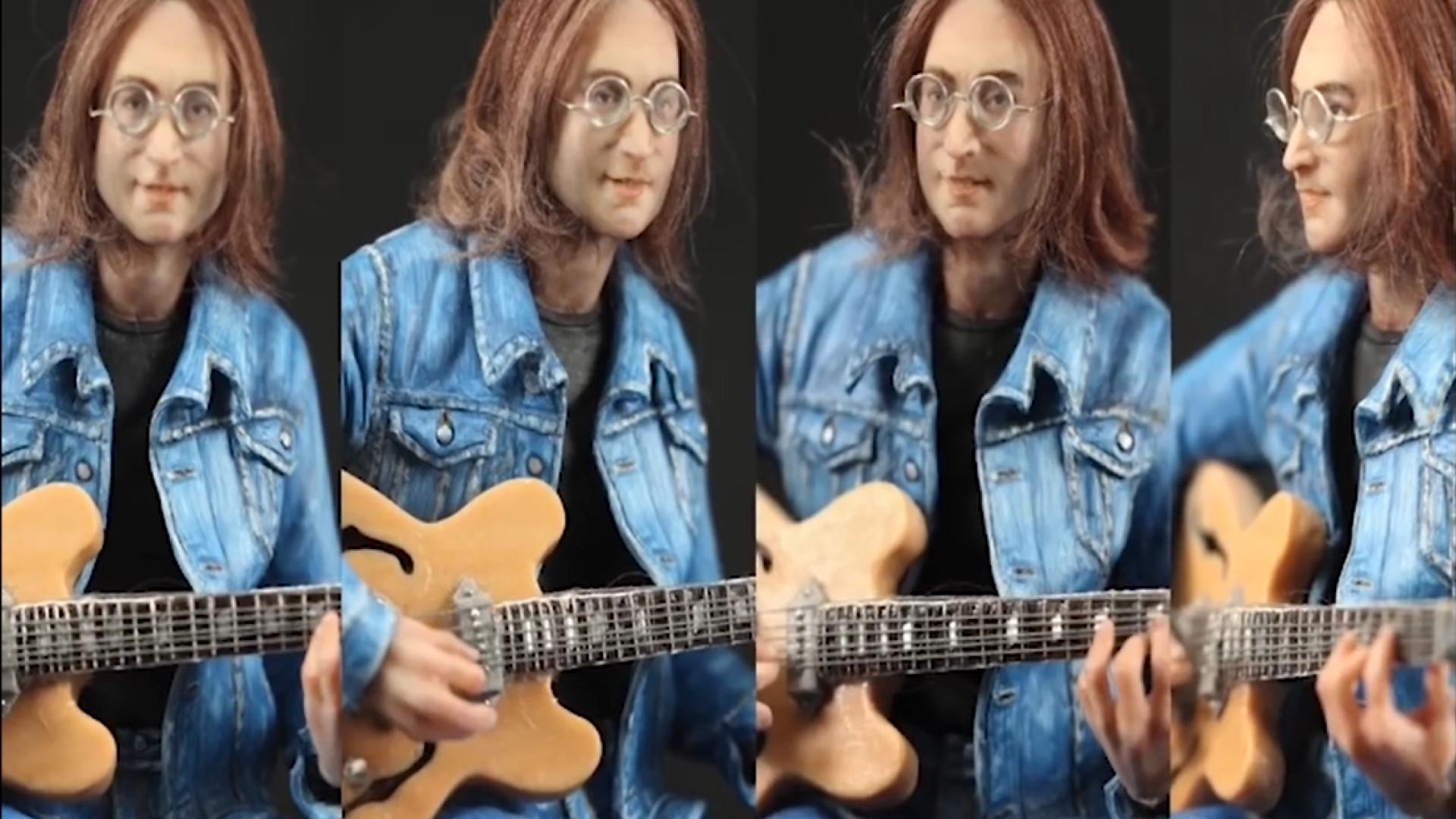 9  de outubro : aniversário de John Lennon