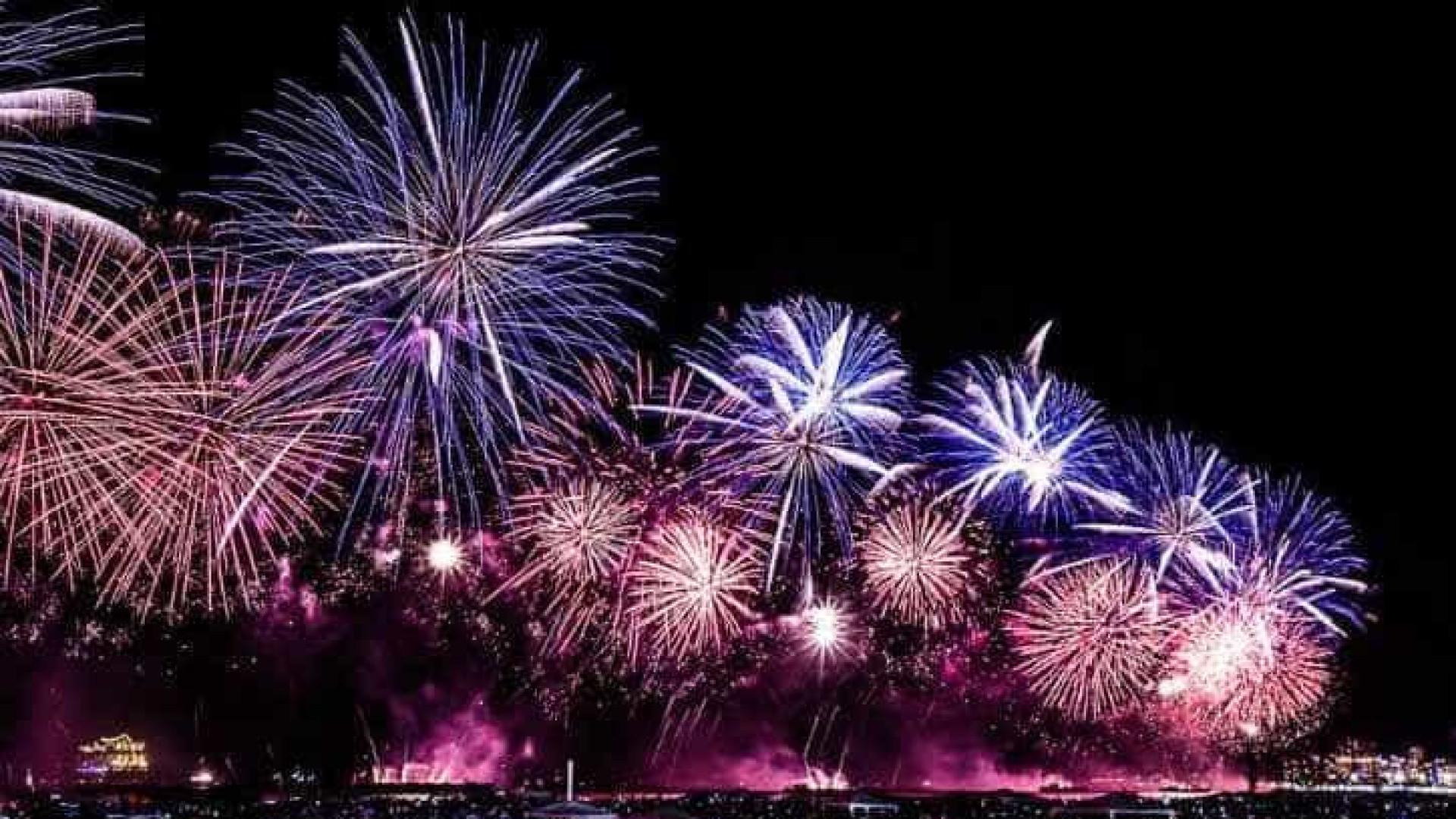 Pelo 2º ano, festa na Paulista terá queima de fogos com menos ruído