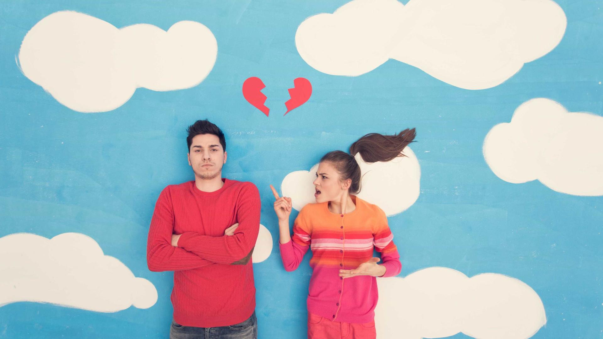 Cinco discussões que todos os casais têm