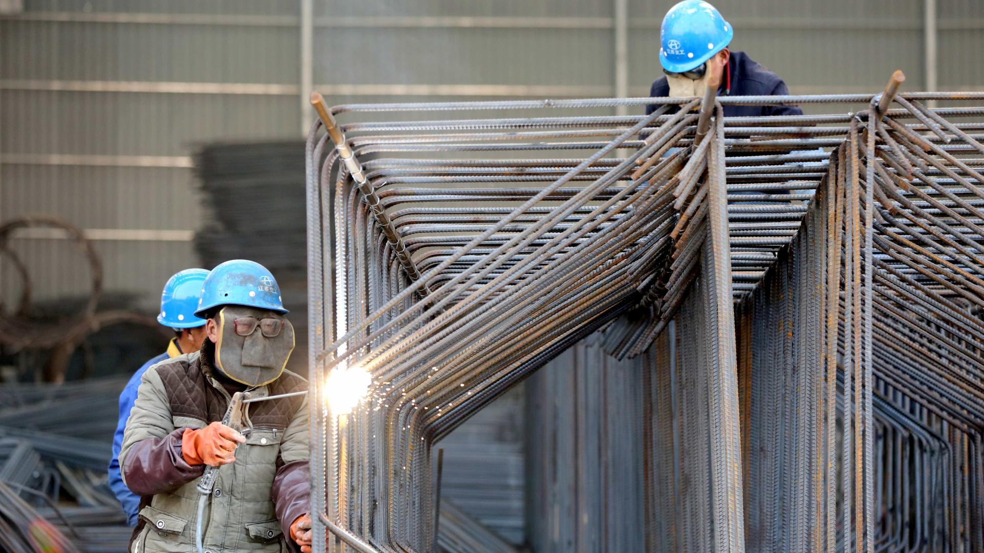 Camex decide não levantar barreiras ao aço de China e Rússia
