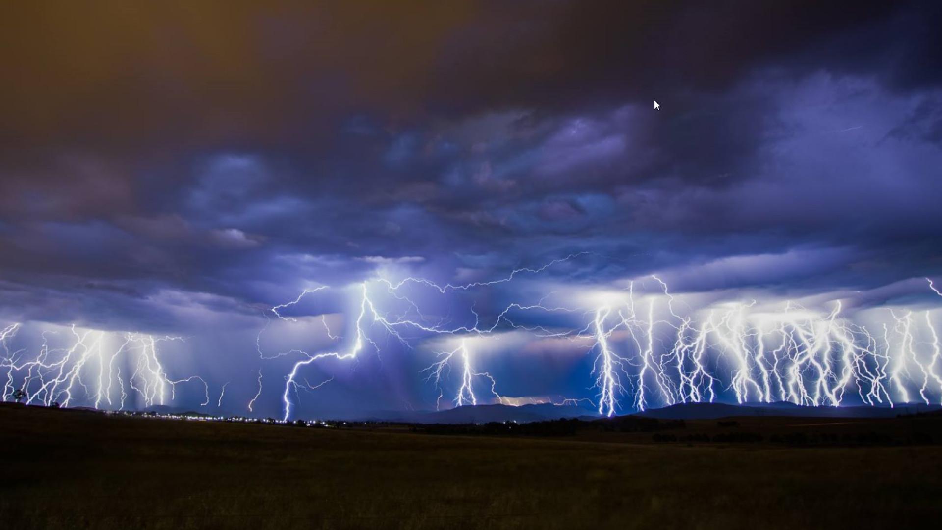 Saiba como se manter em segurança durante tempestades com raios
