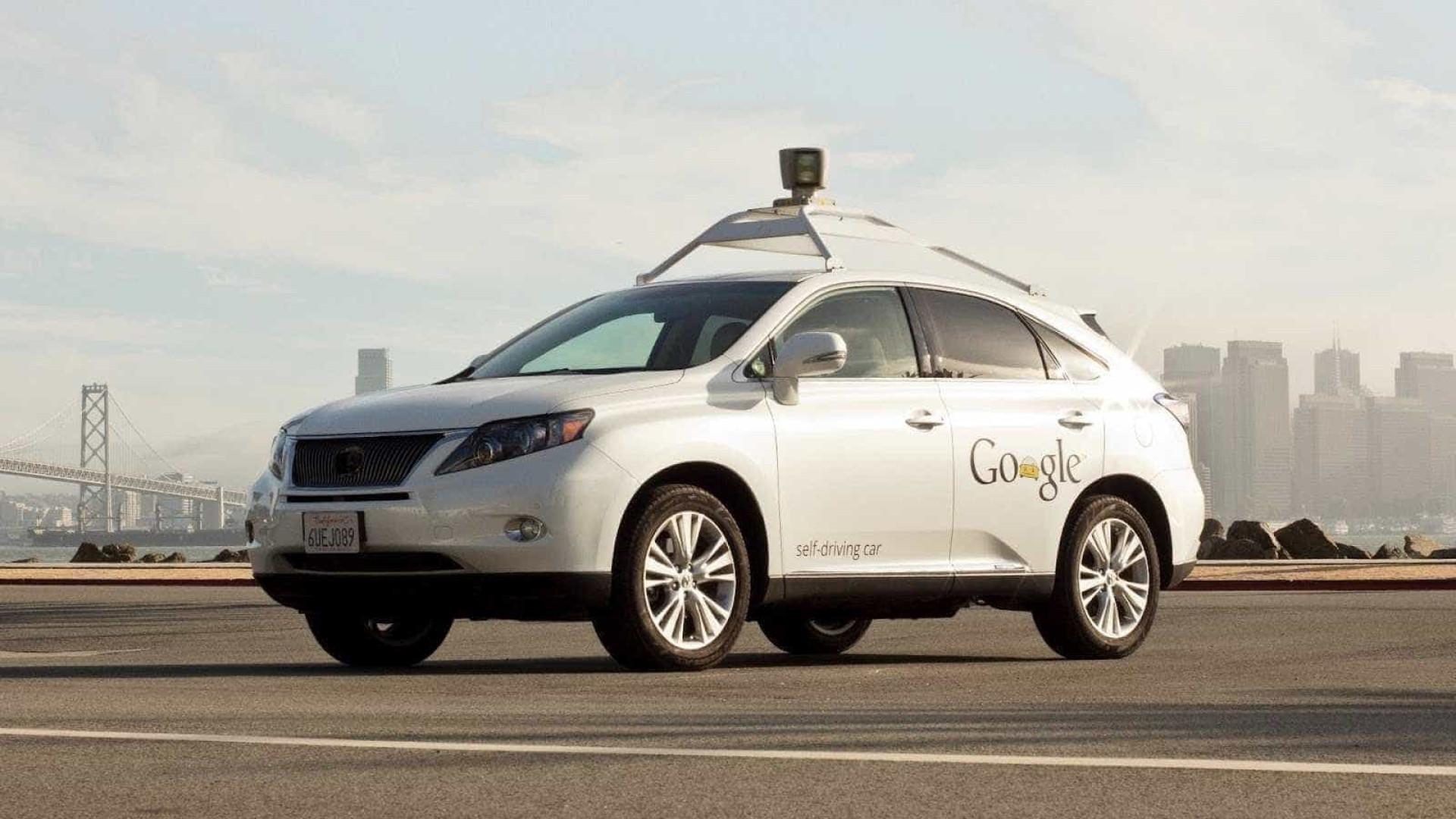 Carros da Google já fizeram mais de 6 milhões de quilômetros