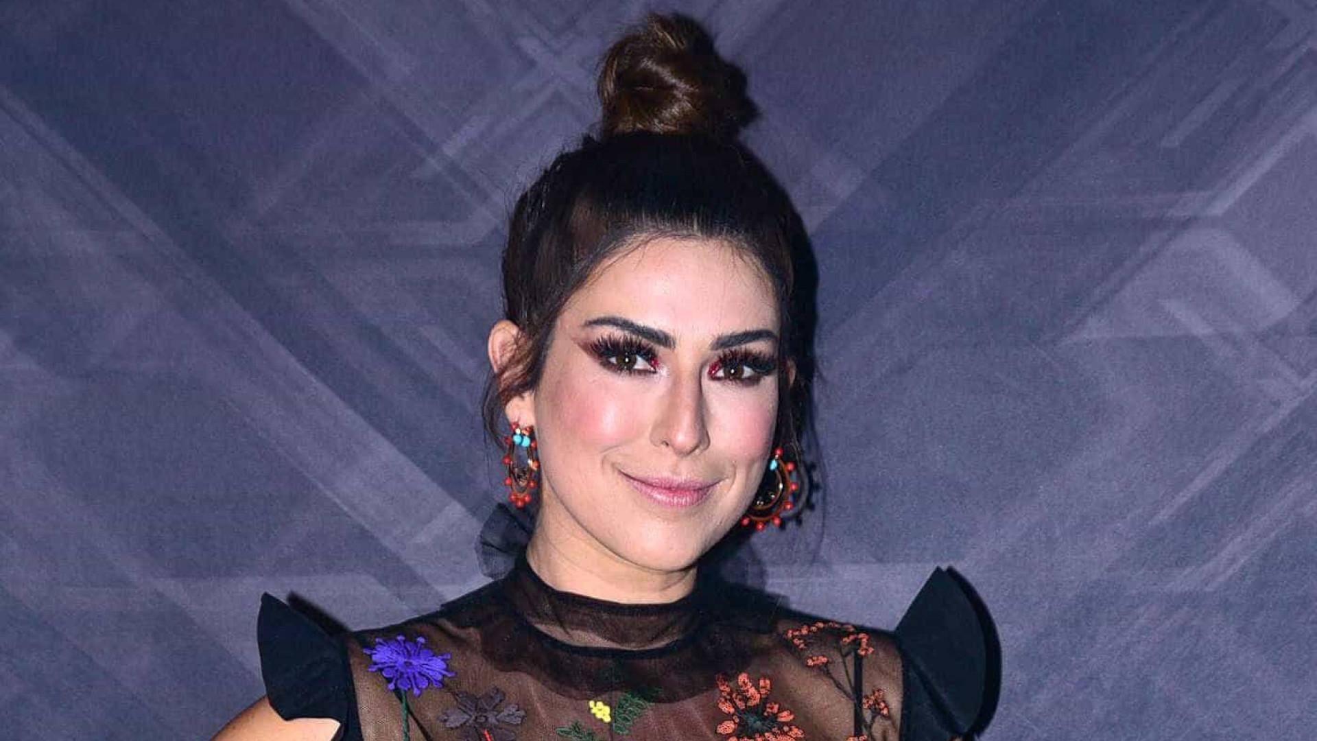 Fernanda Paes Leme relembra época de Sandy & Jr: 'Não era fã deles'