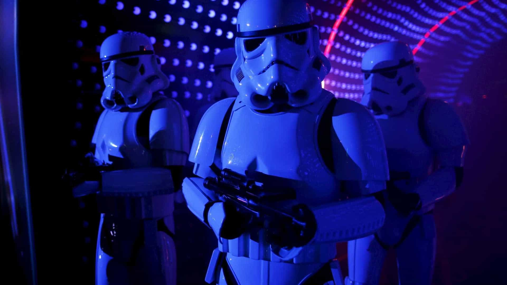 Disney anuncia parque do Star Wars para 2019