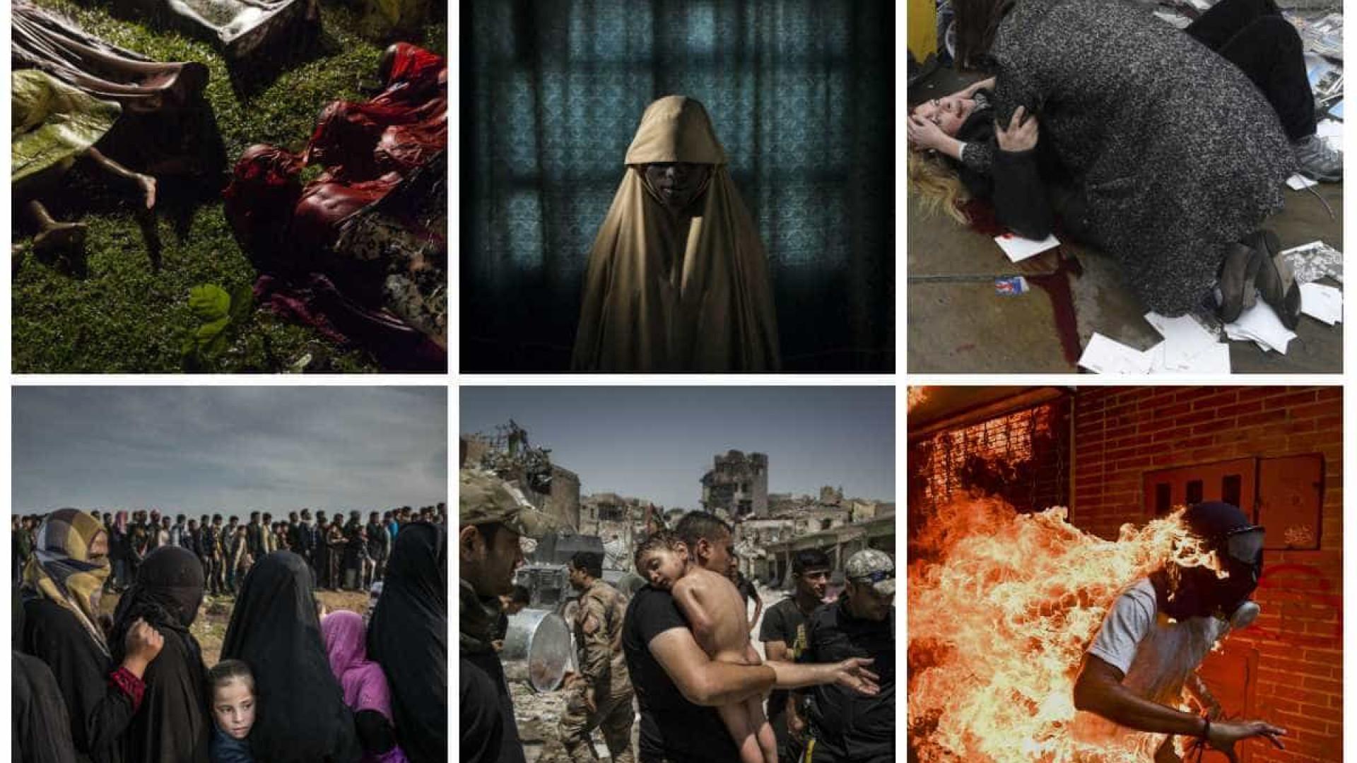 Refugiados e crise na Venezuela disputam WorldPressPhoto