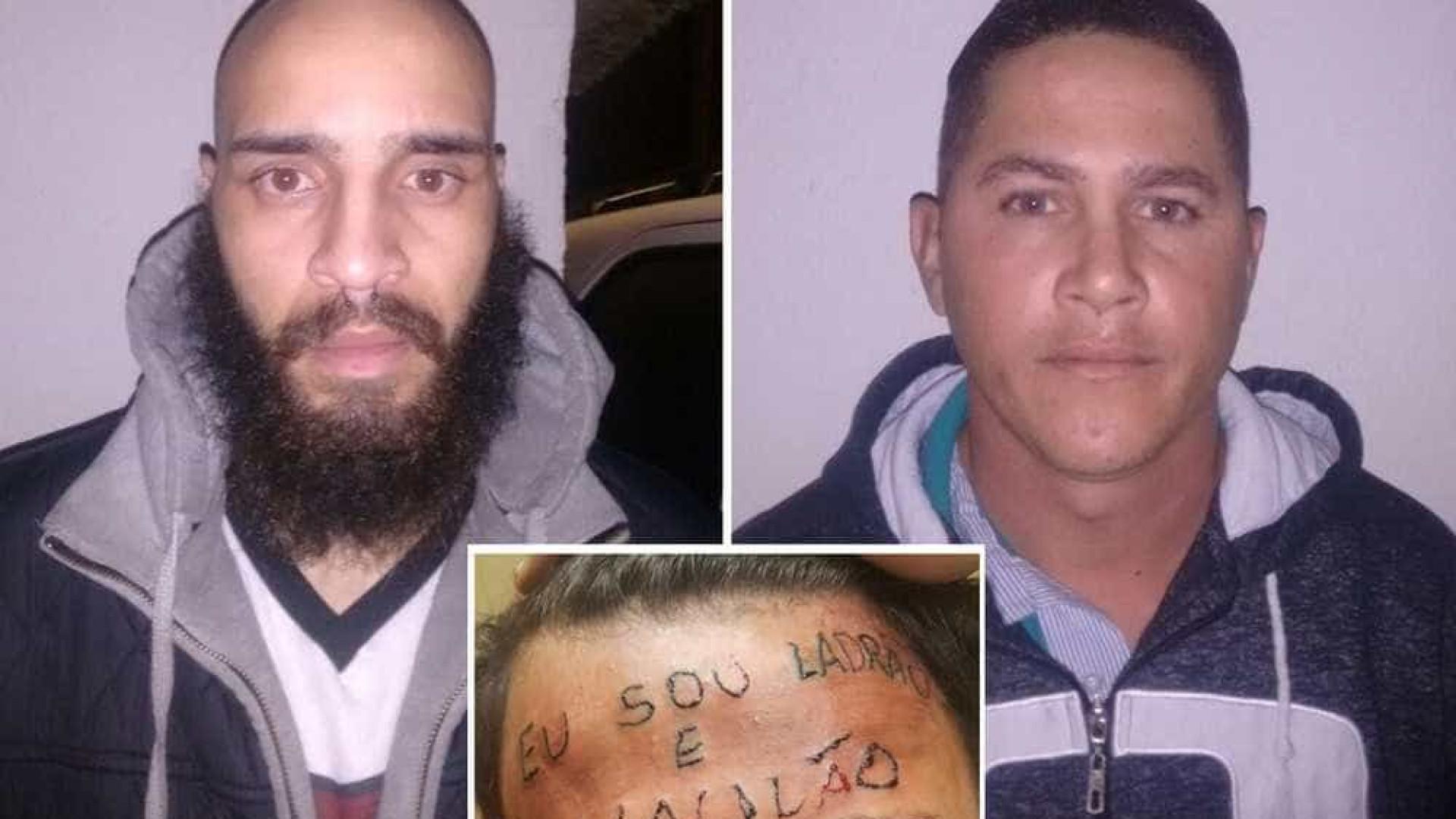 Dupla que tatuou testa de adolescente é condenada em SP