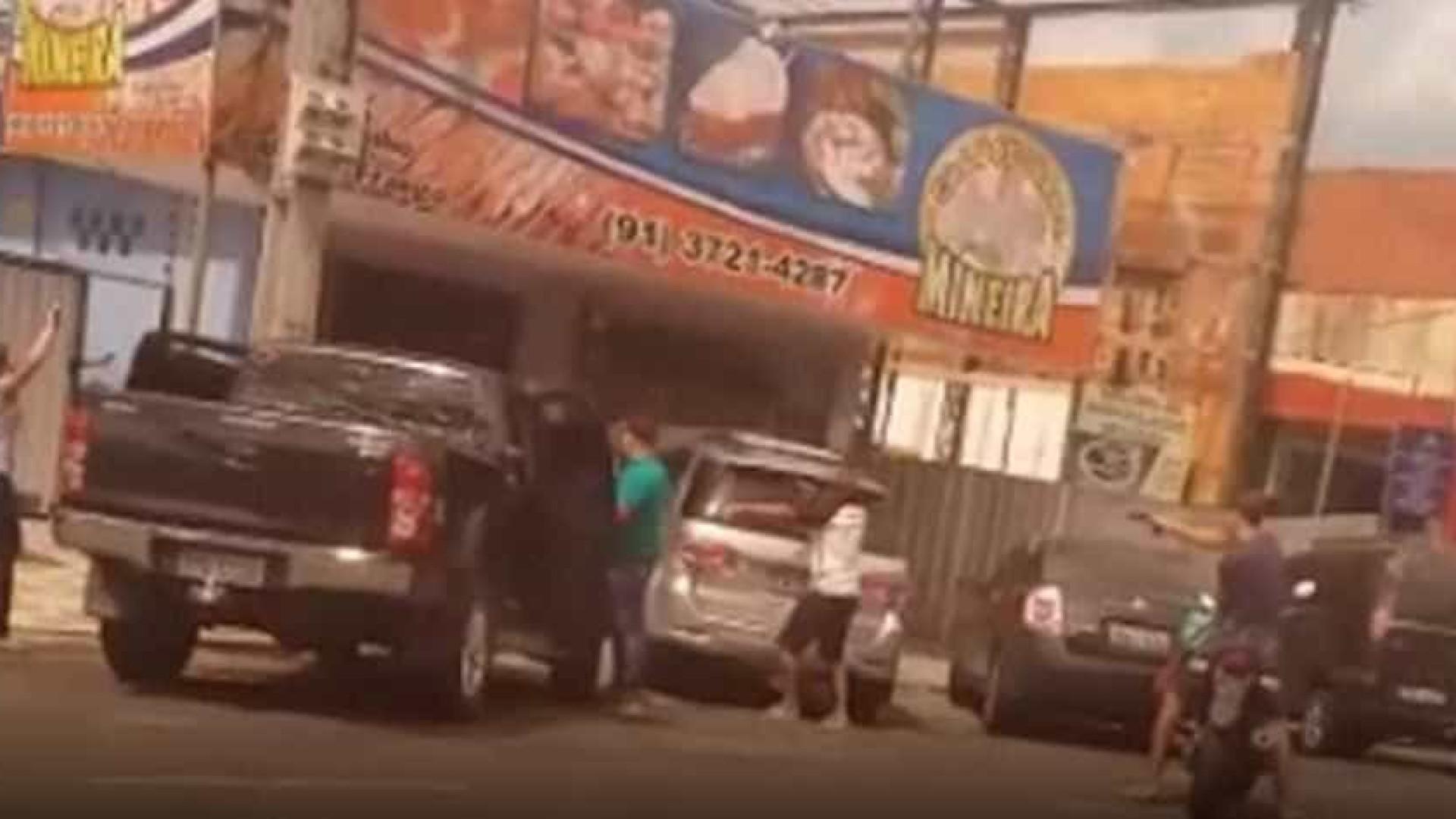 Segurança morre após tentativa de assalto a açougue