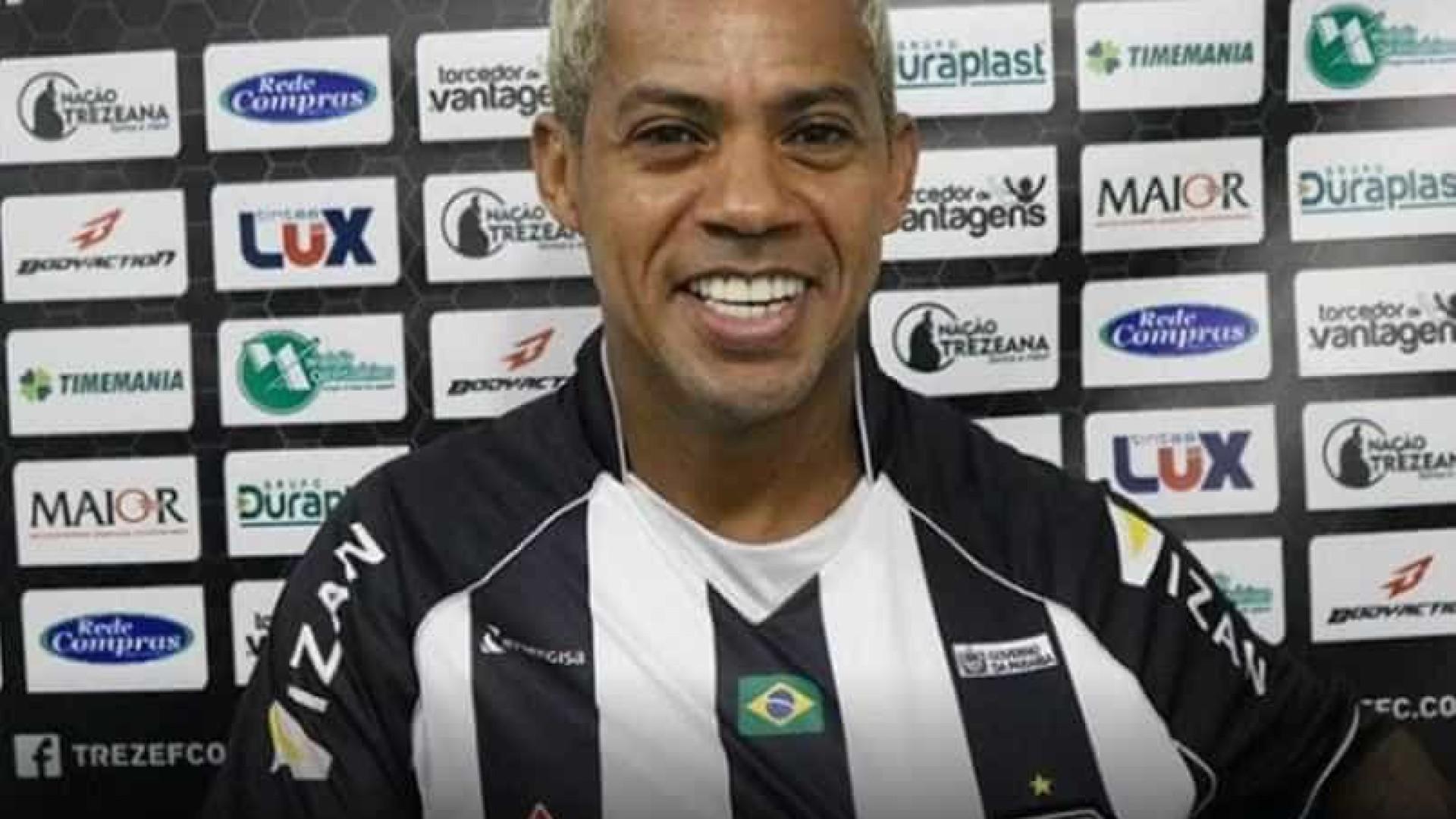 Marcelinho Paraíba tem prisão decretada por atraso de pensão