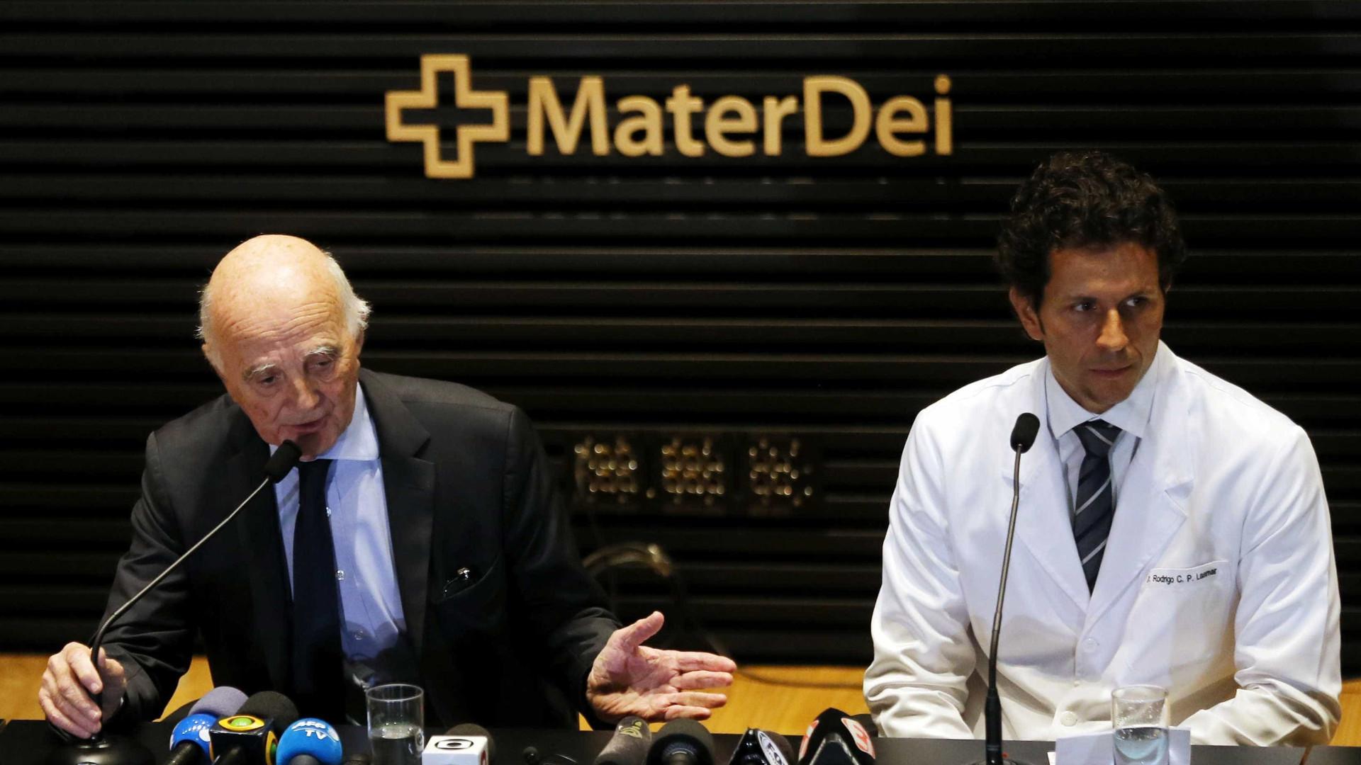 CBF divulga comunicado oficial sobre cirurgia de Neymar; leia