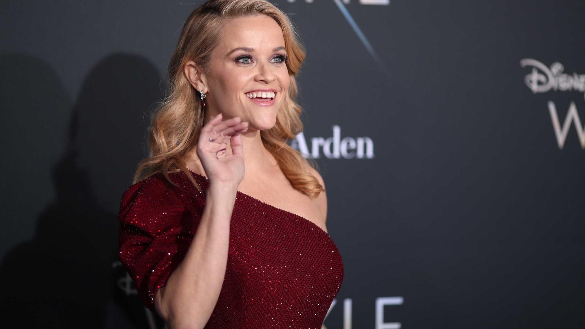 Reese Witherspoon revela sua lista de desejos e inclui Carnaval no Rio