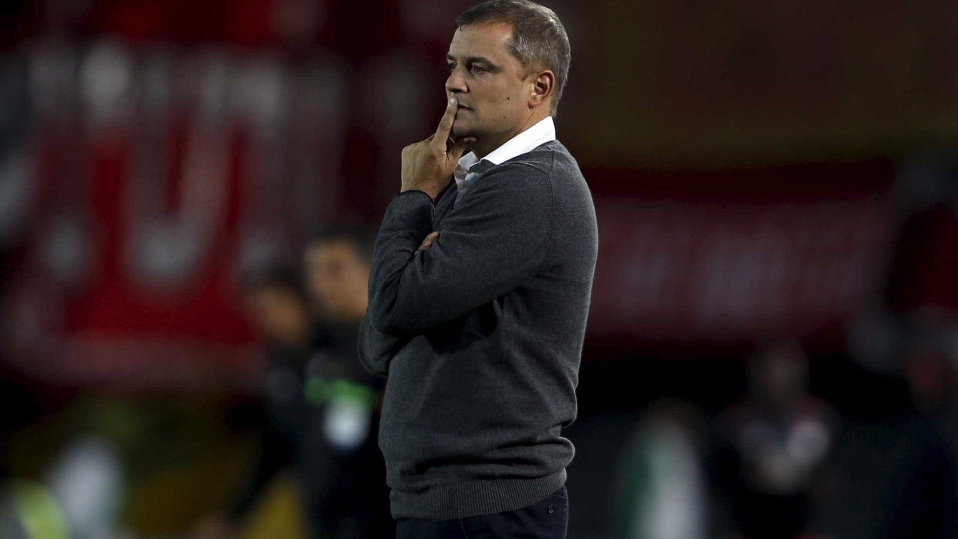 Diego Aguirre volta ao comando técnico do Internacional após seis anos