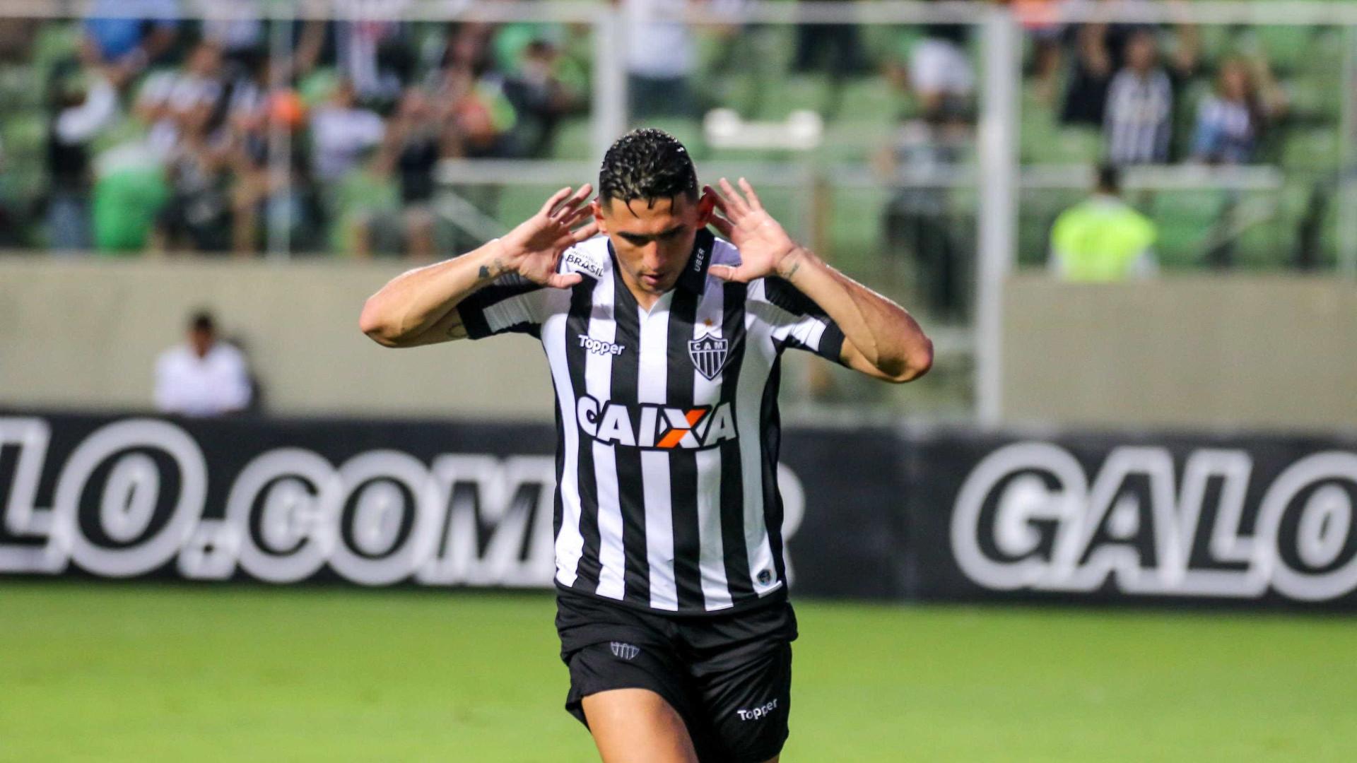 Atlético-MG vence o Tombense e vai ter vantagem na próxima fase