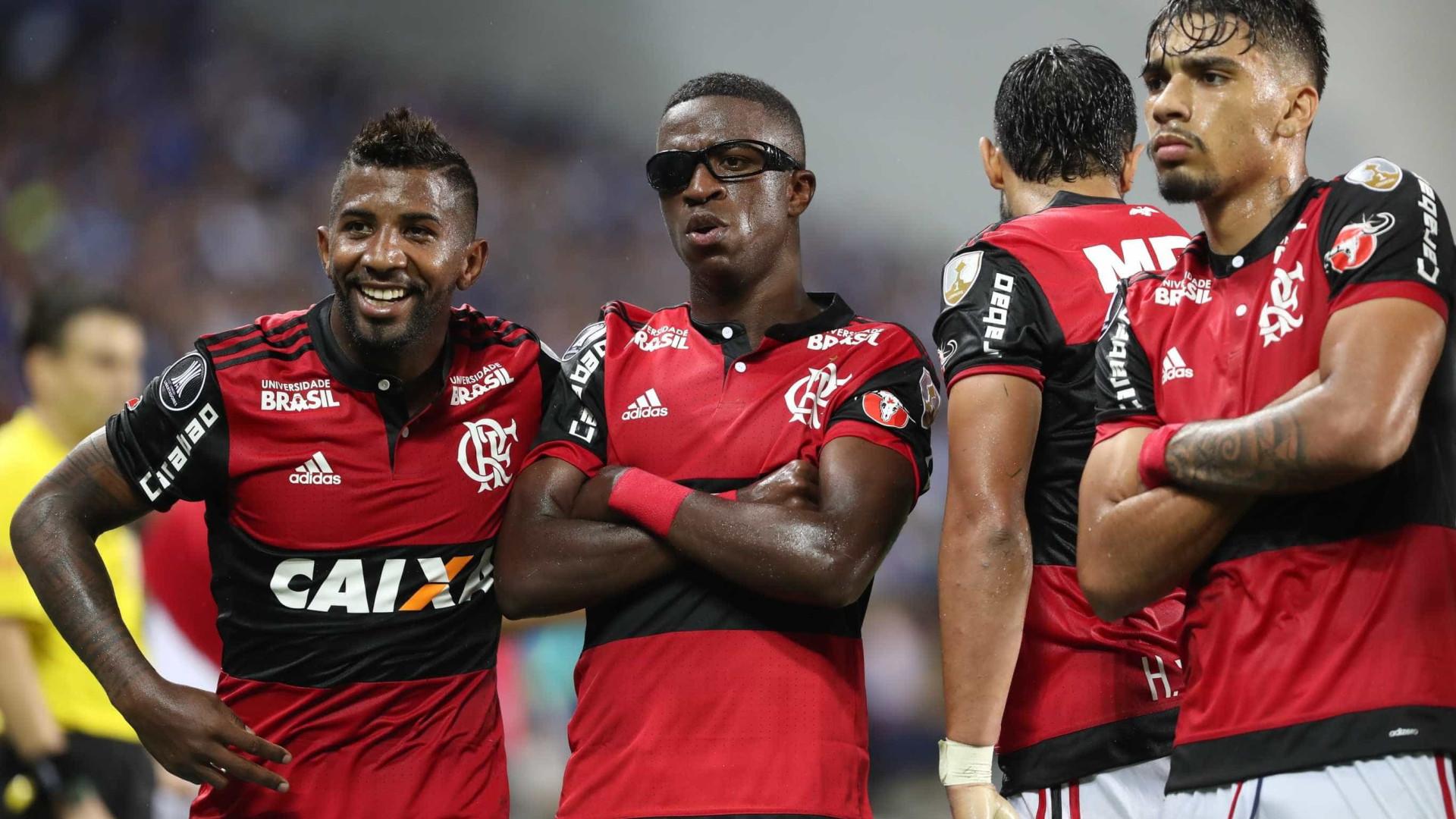 Vinicius Jr. faz dois, e Fla vence fora de casa na Libertadores