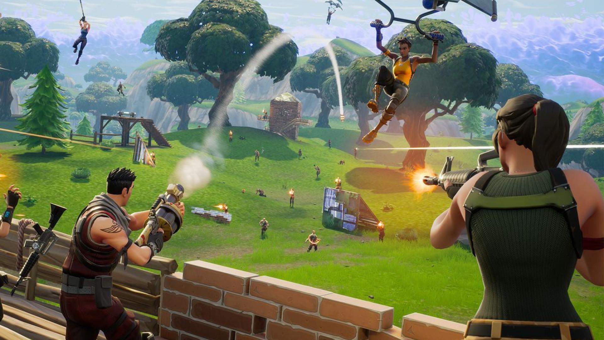 'Fortnite' teve mais de 8 milhões de jogadores ao mesmo tempo
