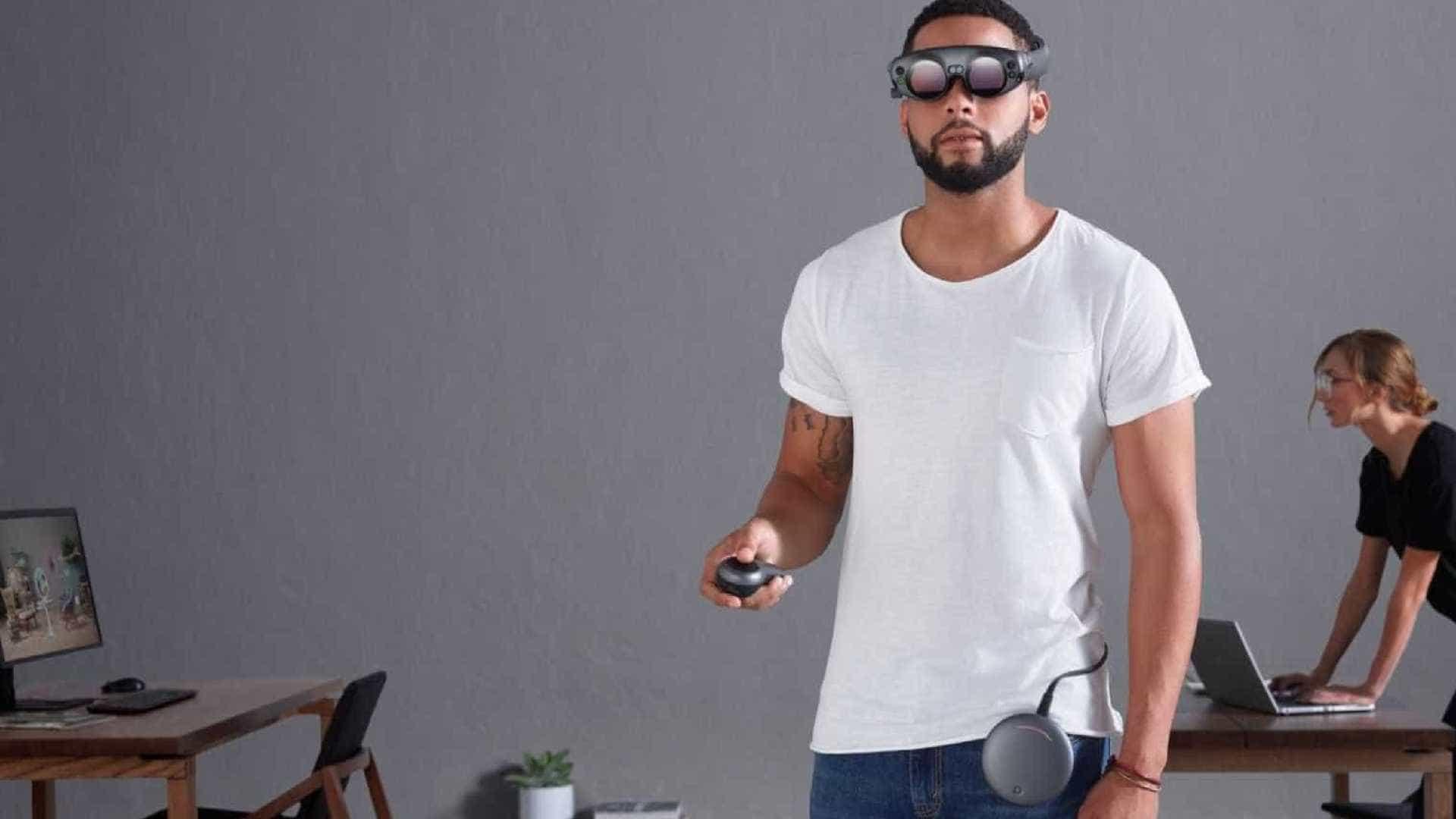 Óculos de realidade aumentada substituirá smartphones, diz empresa