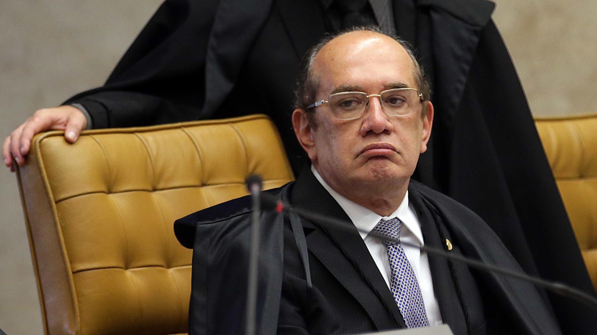 Gilmar Mendes volta a ser hostilizado por brasileiro em Lisboa; vídeo