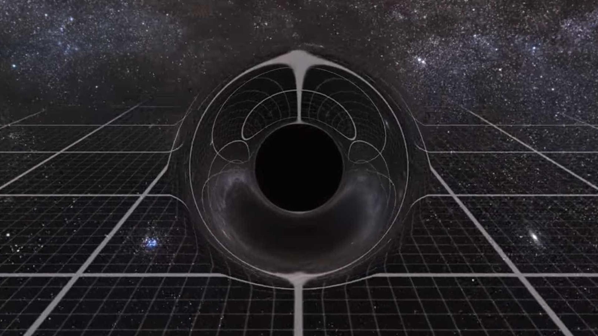 Vídeo te ajuda a compreender os buracos negros