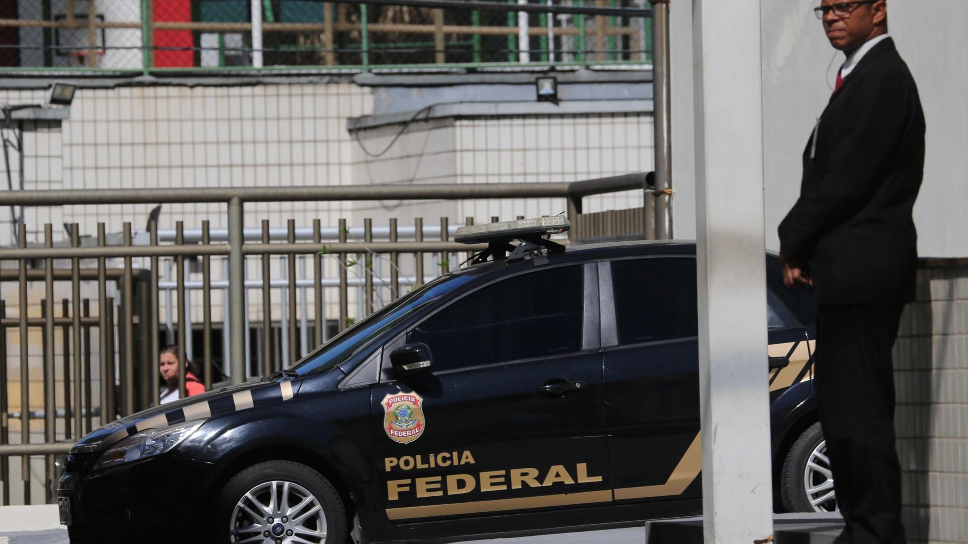 Operação da PF combate facções criminosas em 12 estados