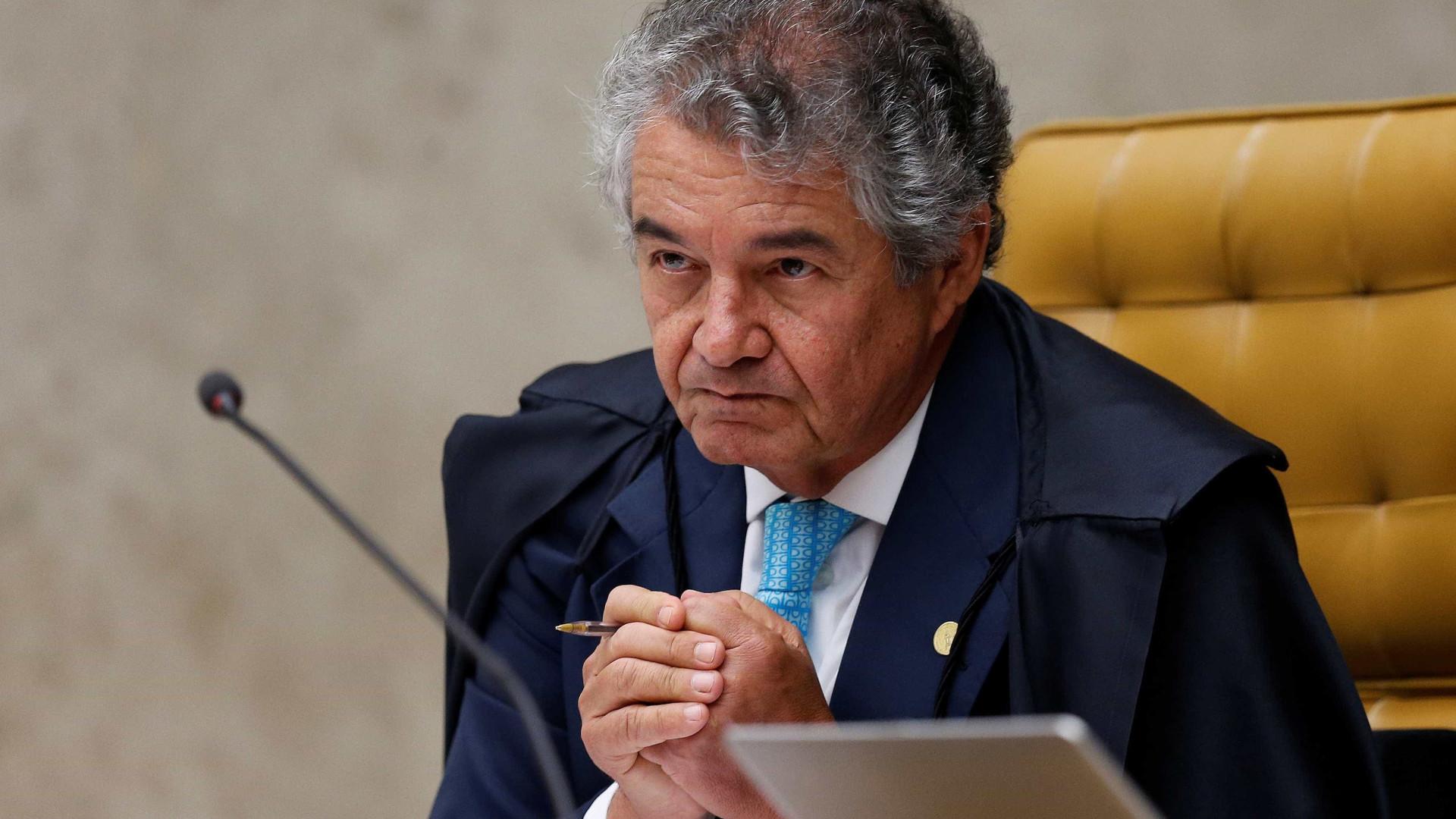 Marco Aurélio defende respeito a rito em tramitação de registro de Lula