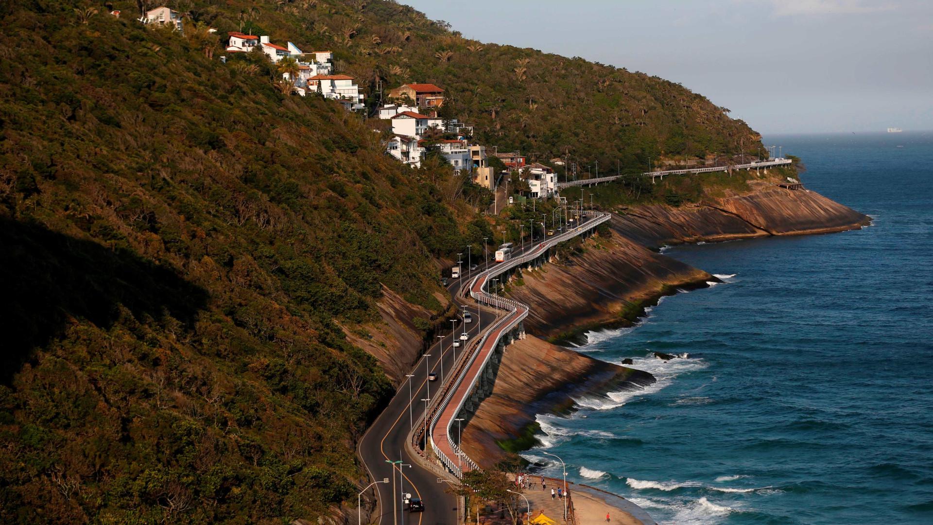 STJ nega novo pedido de fechamento da Avenida Niemeyer, no Rio