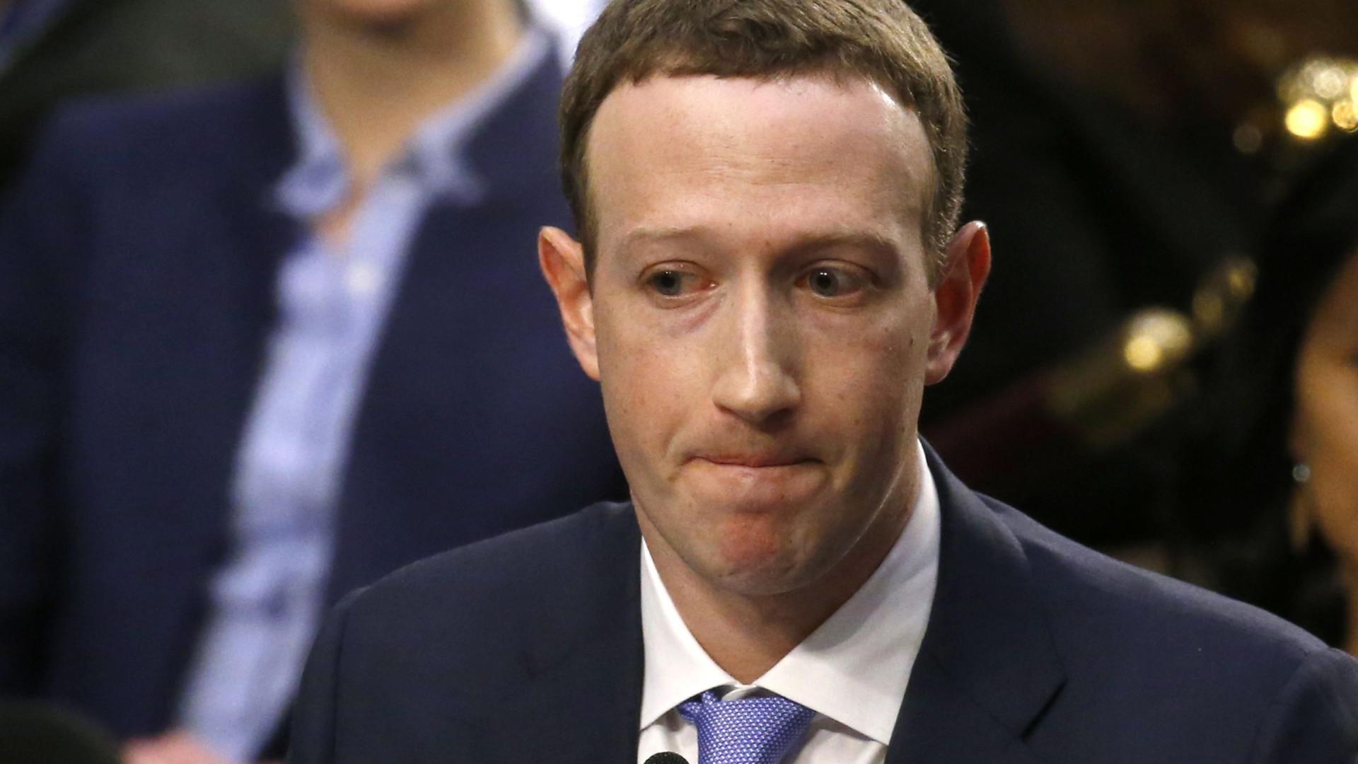 Anunciantes voltarão em breve, diz Zuckerberg