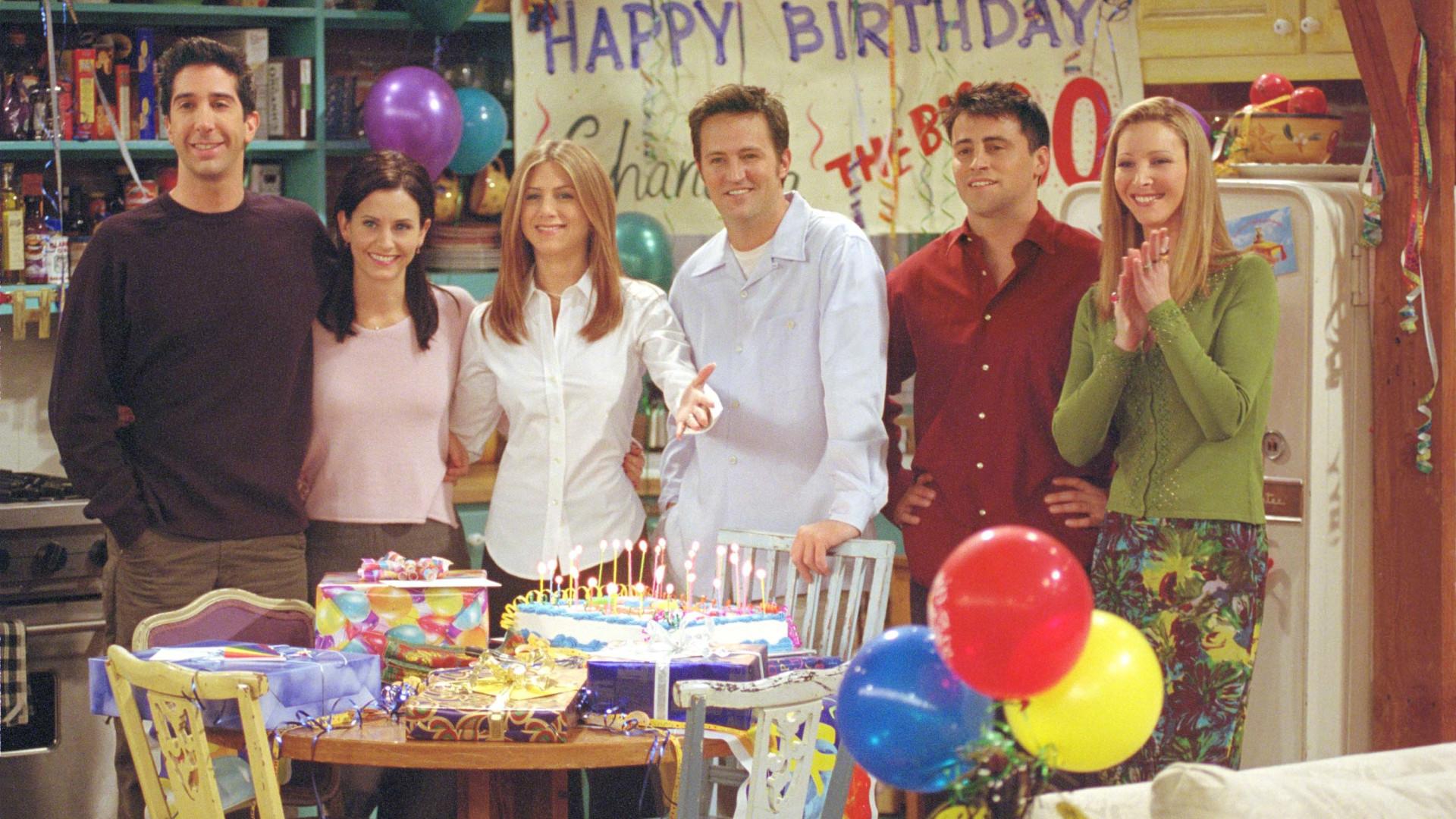 'Friends': os destinos em que os personagens da série já estiveram!